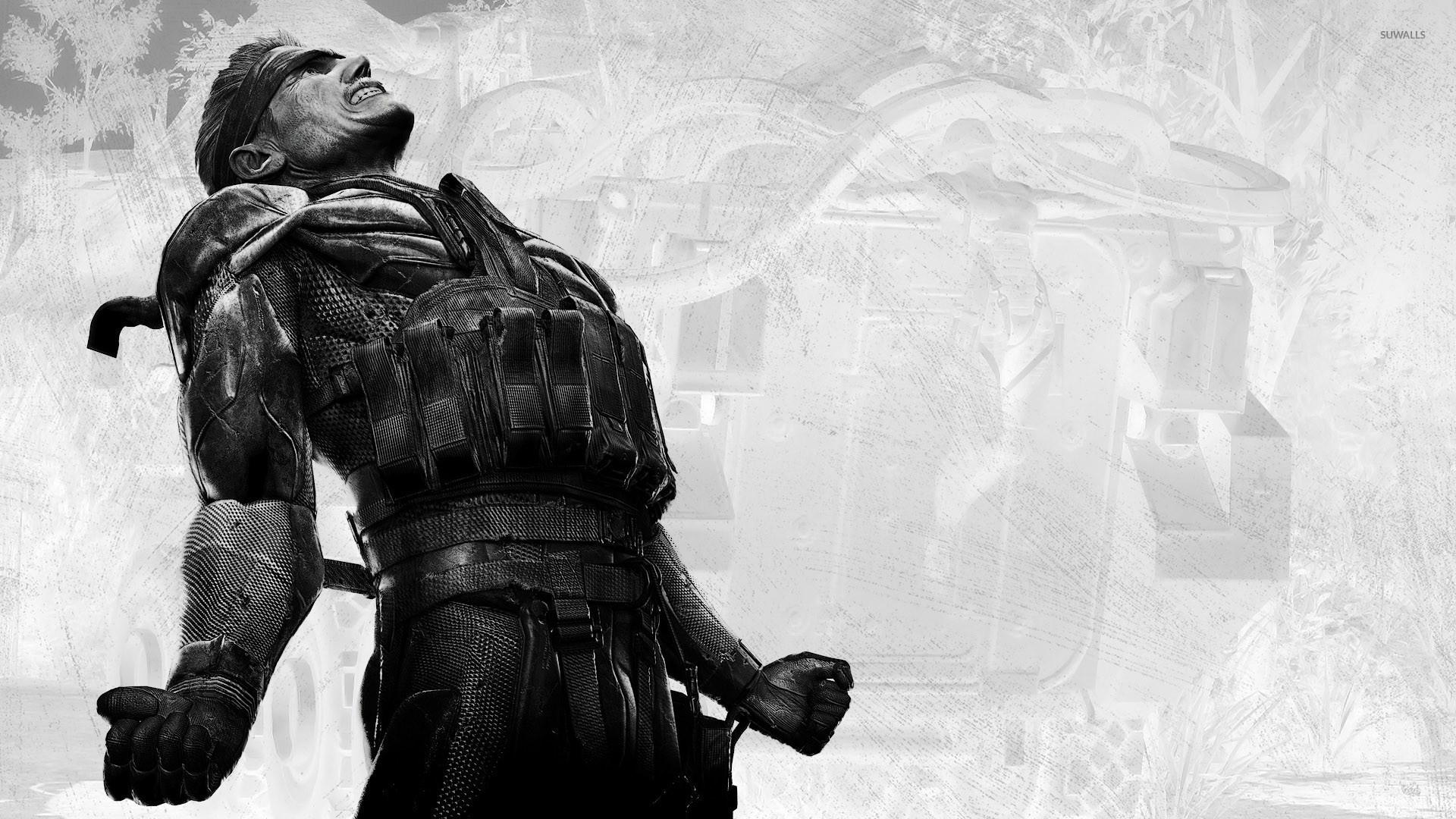 Metal Gear Solid 4 Wallpaper Wallpapertag