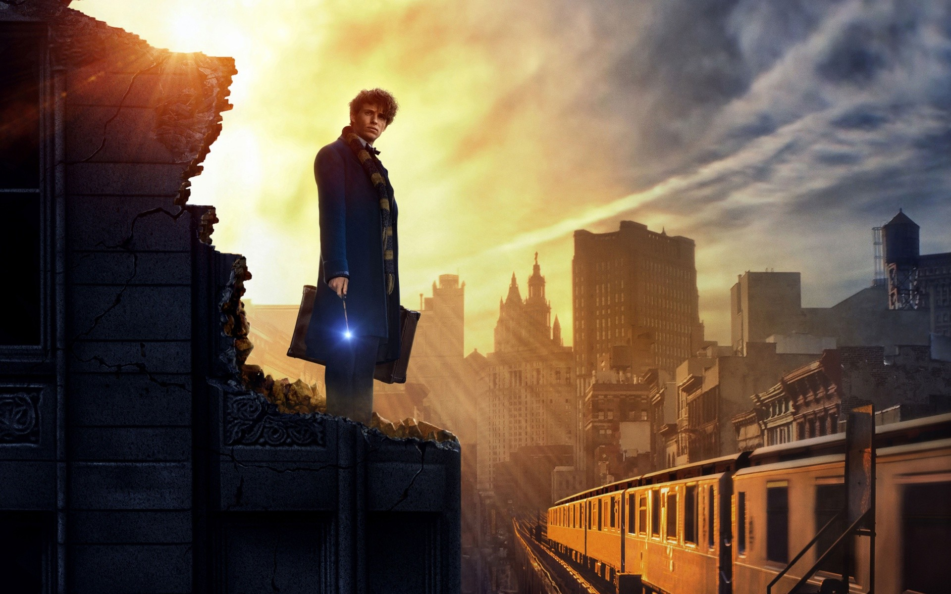 Fantastic Beasts And Where To Find Them Wallpapers ·①