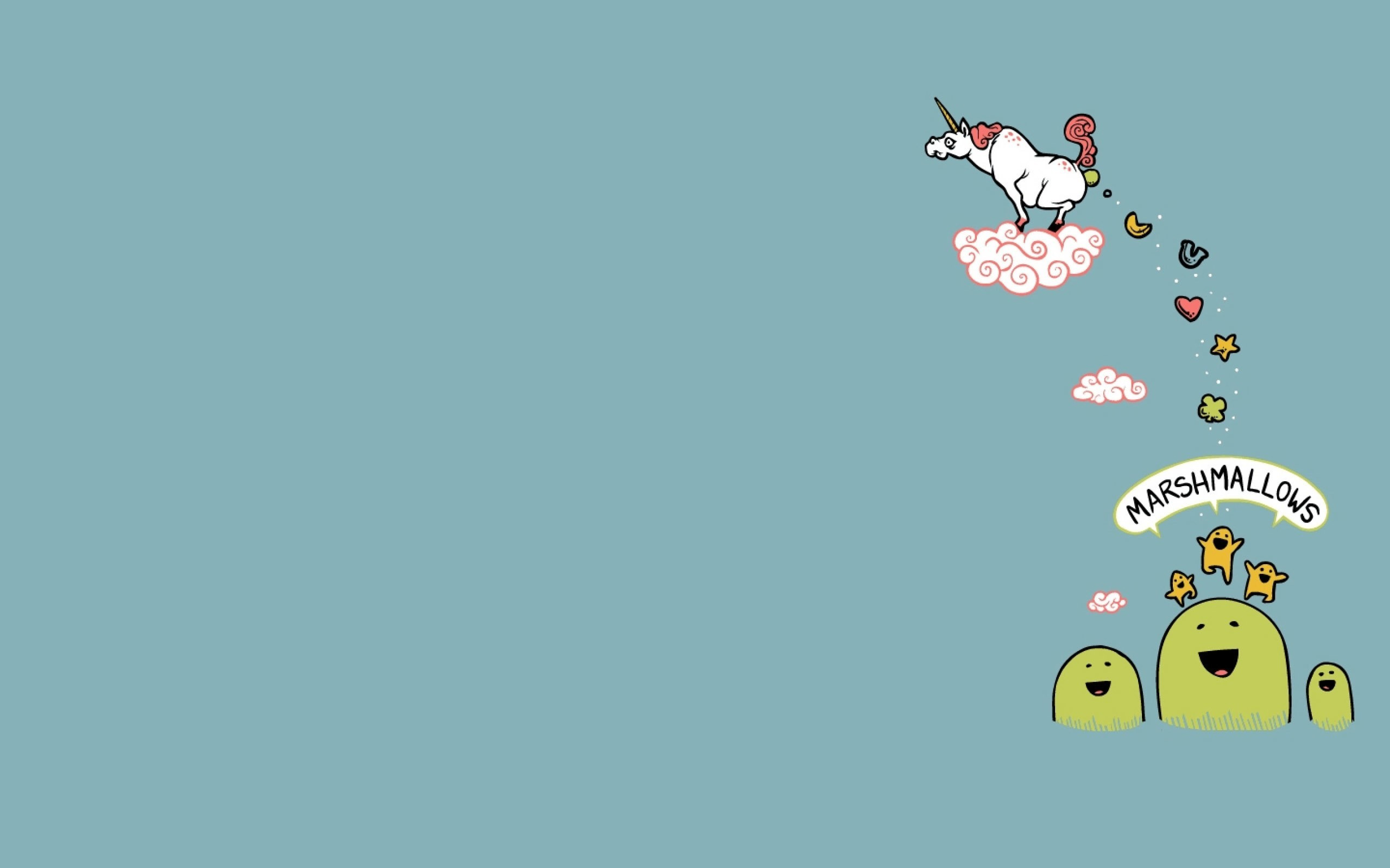 cute unicorn wallpapers - HD2560×1440