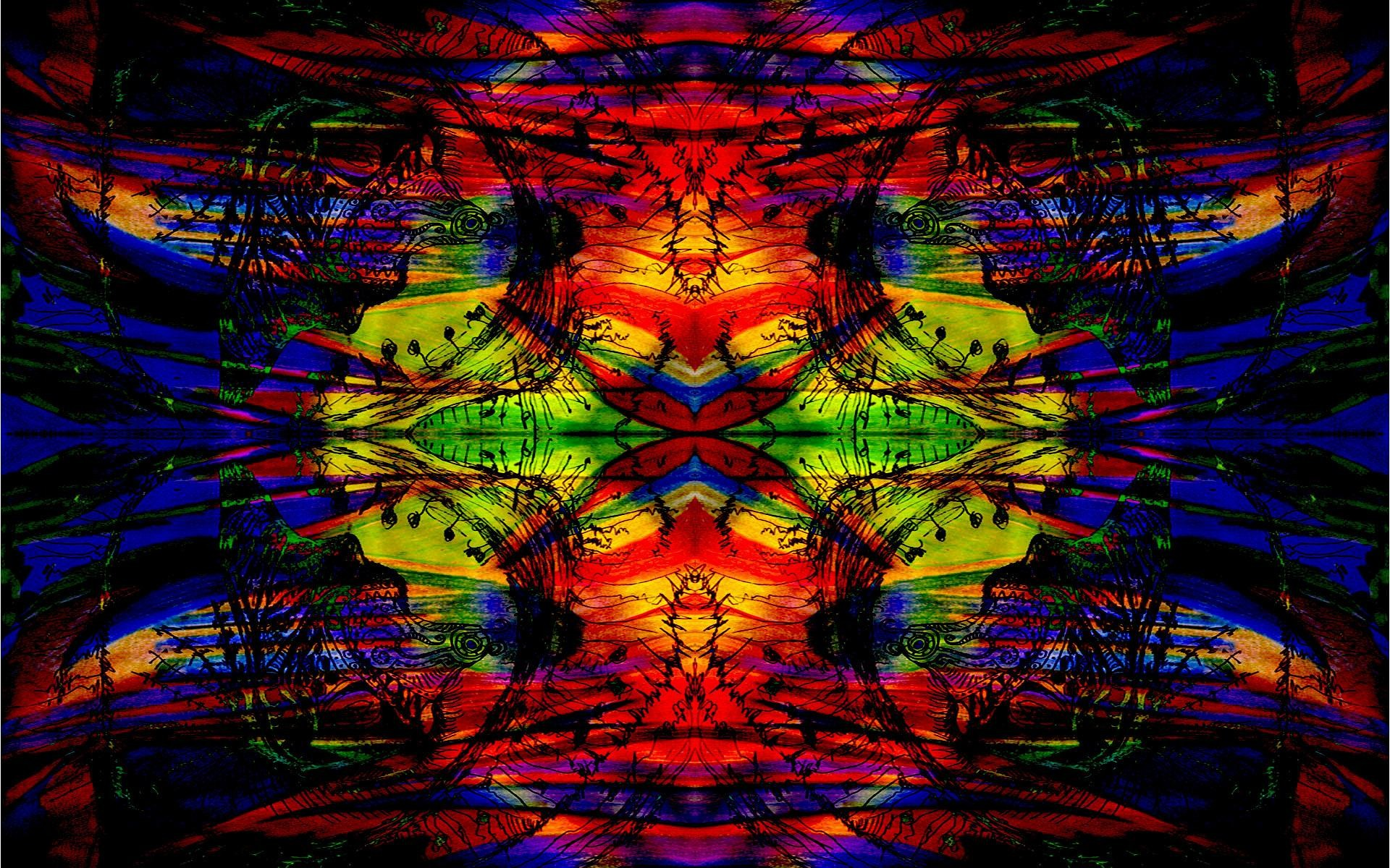 Acid trip backgrounds wallpapertag - Trippy acid pics ...