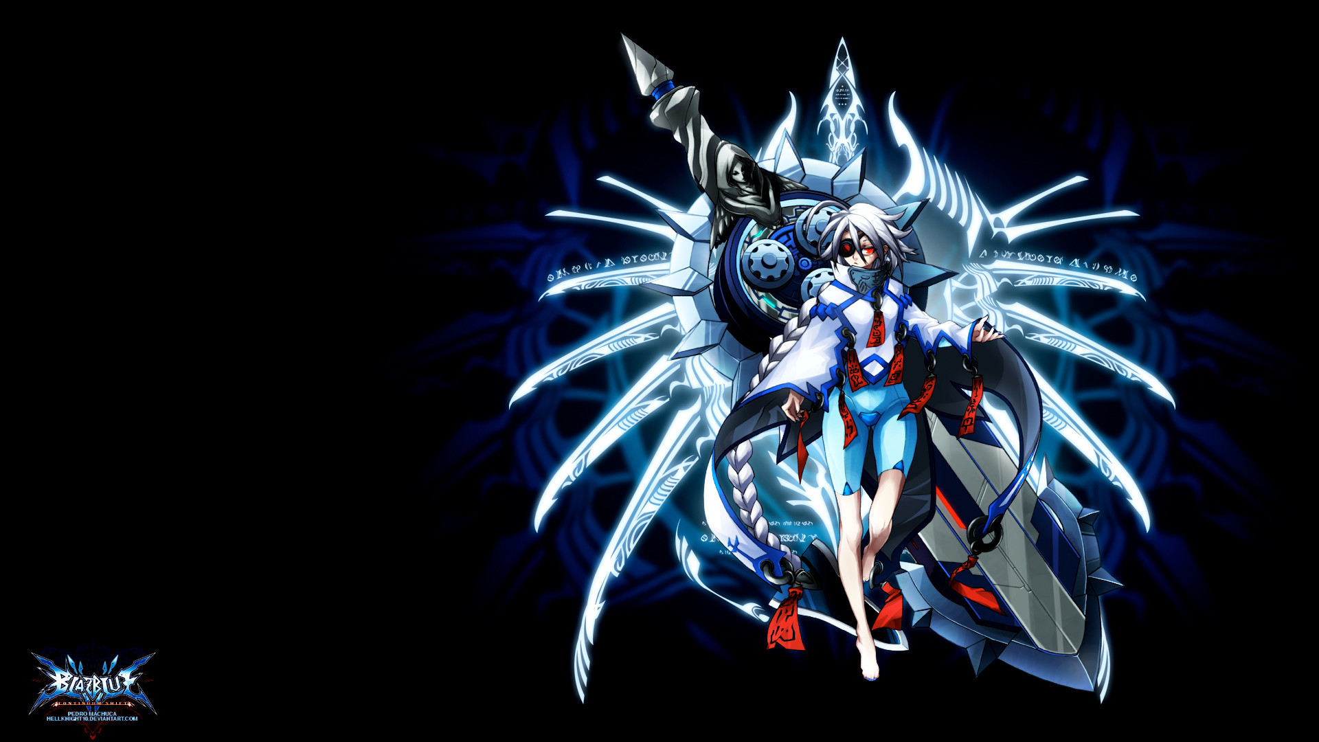 Blazblue Wallpapers Wallpapertag