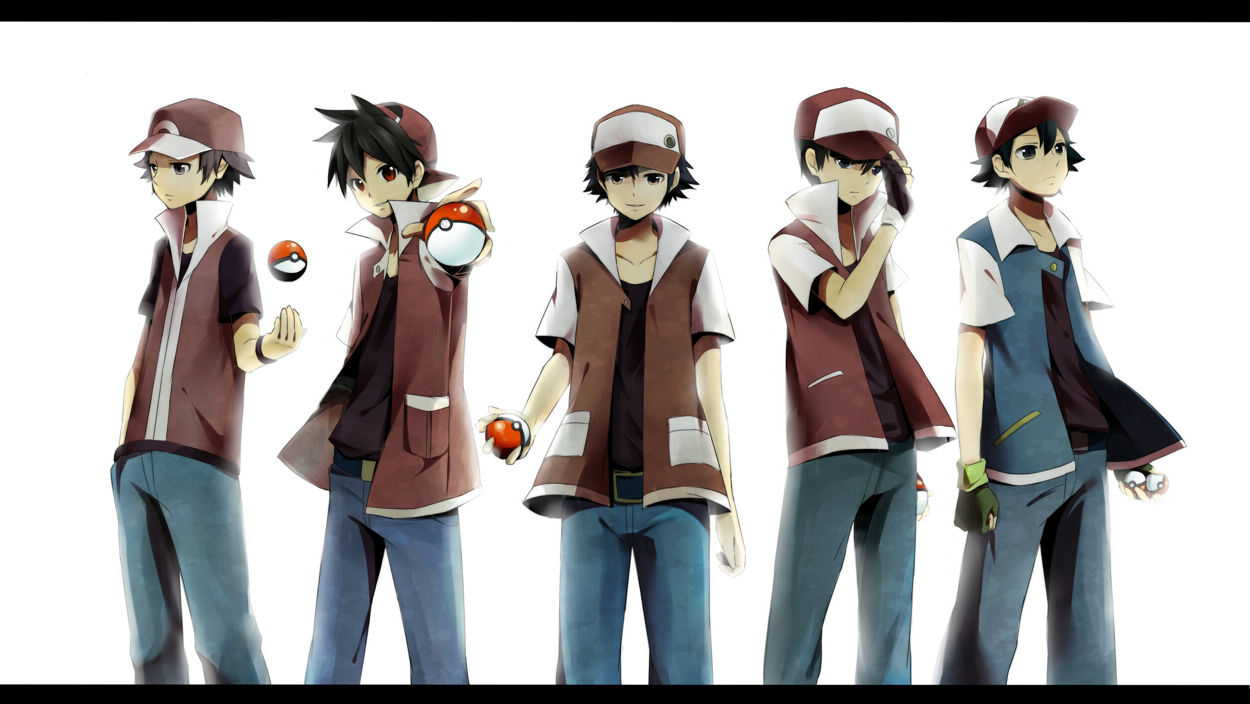 Red Pokemon Wallpaper Wallpapertag