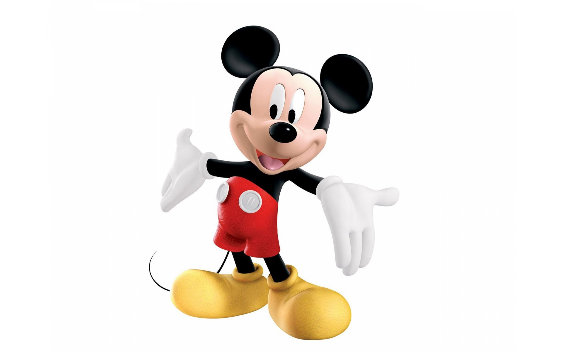 Mickey Mouse wallpaper ·① Download free stunning ...