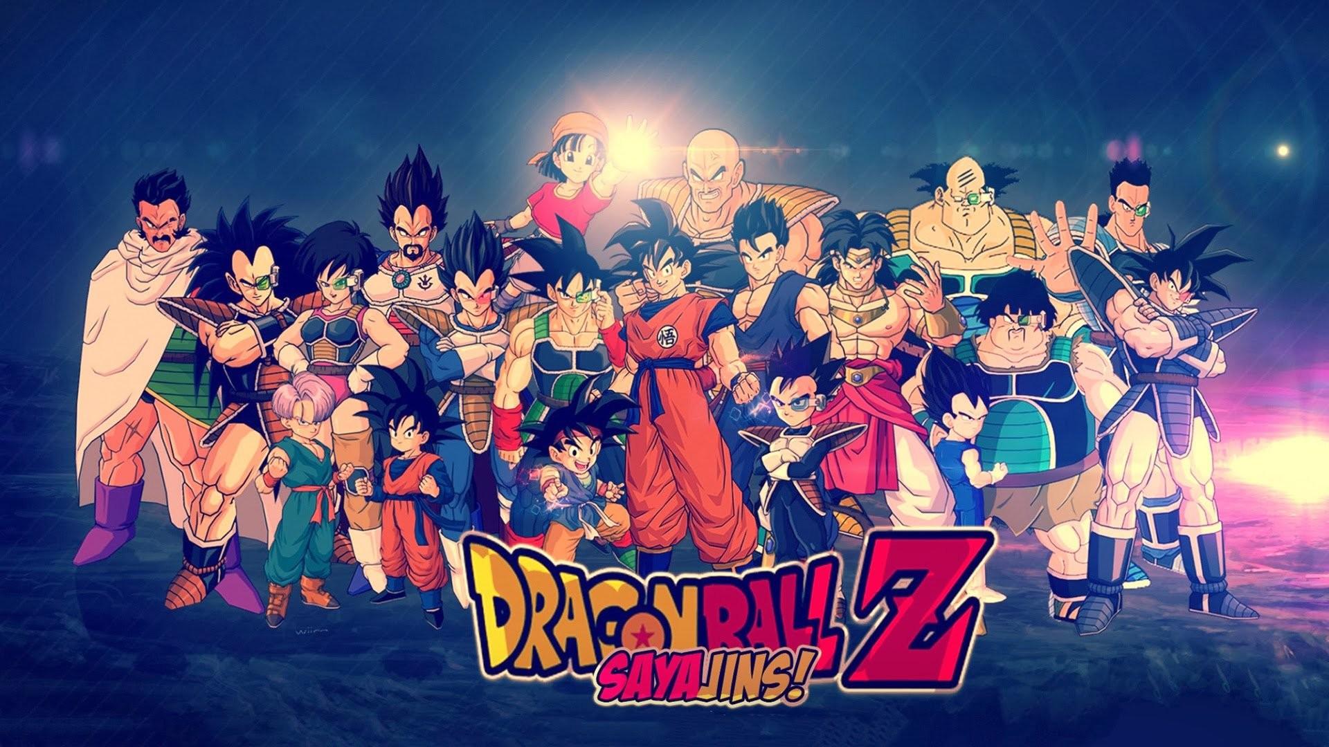 Dragon Ball Z Hd Wallpaper Wallpapertag