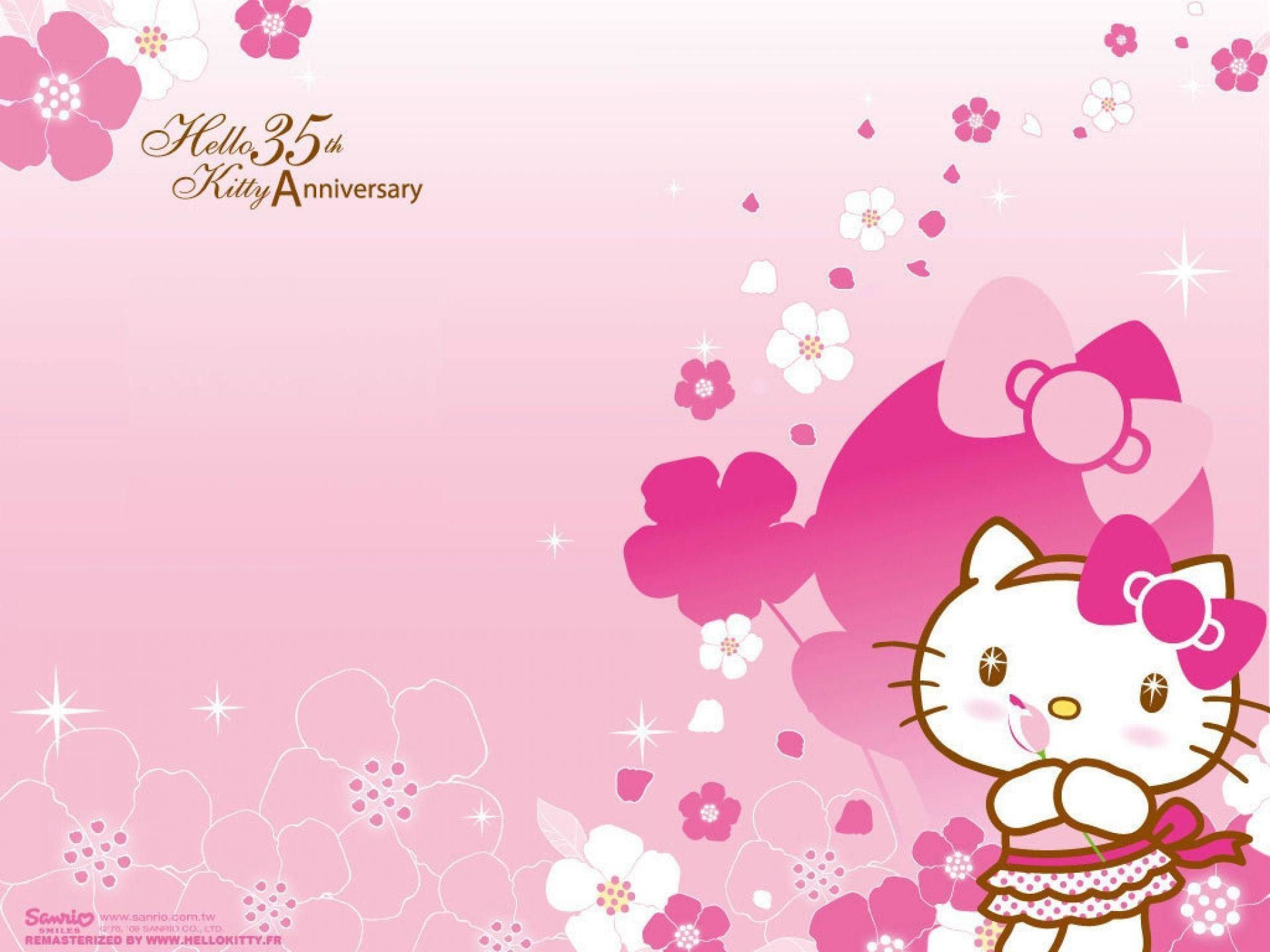 Hello Kitty Valentines Wallpaper Wallpapertag