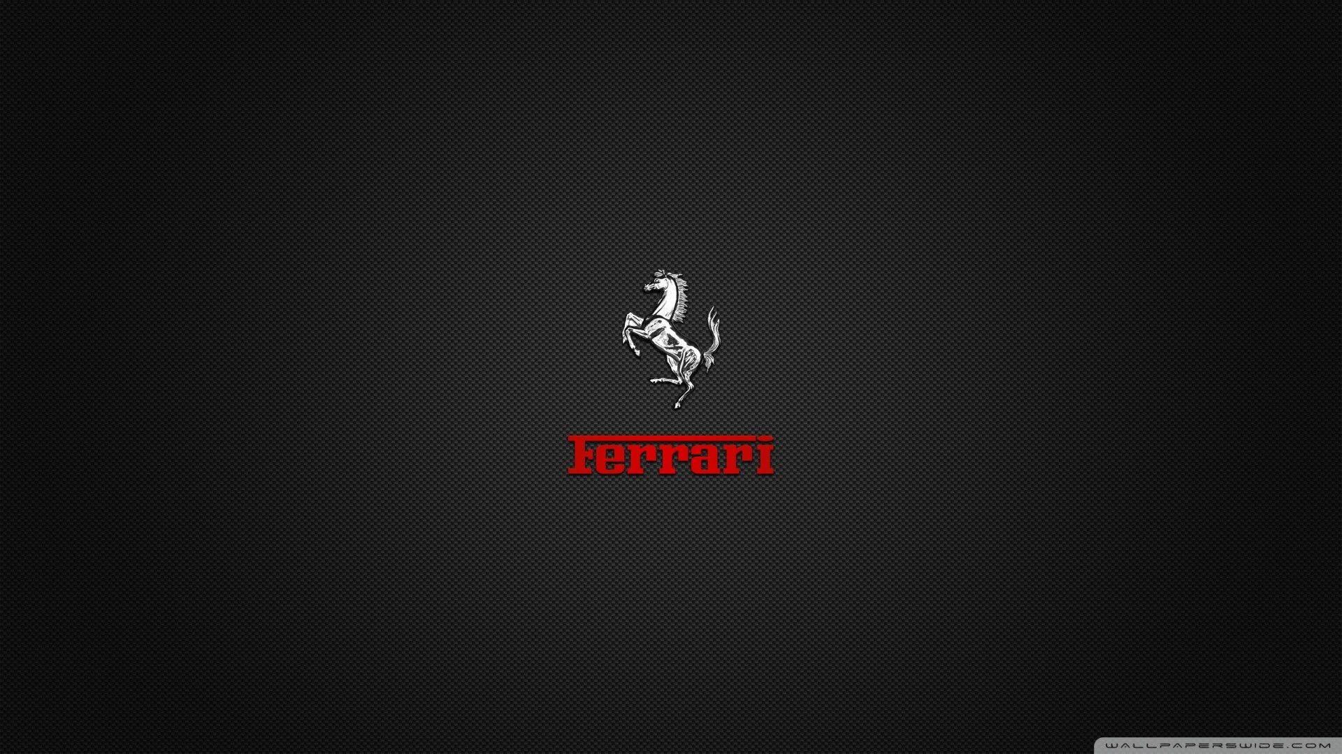 Ferrari Symbol Wallpaper ①