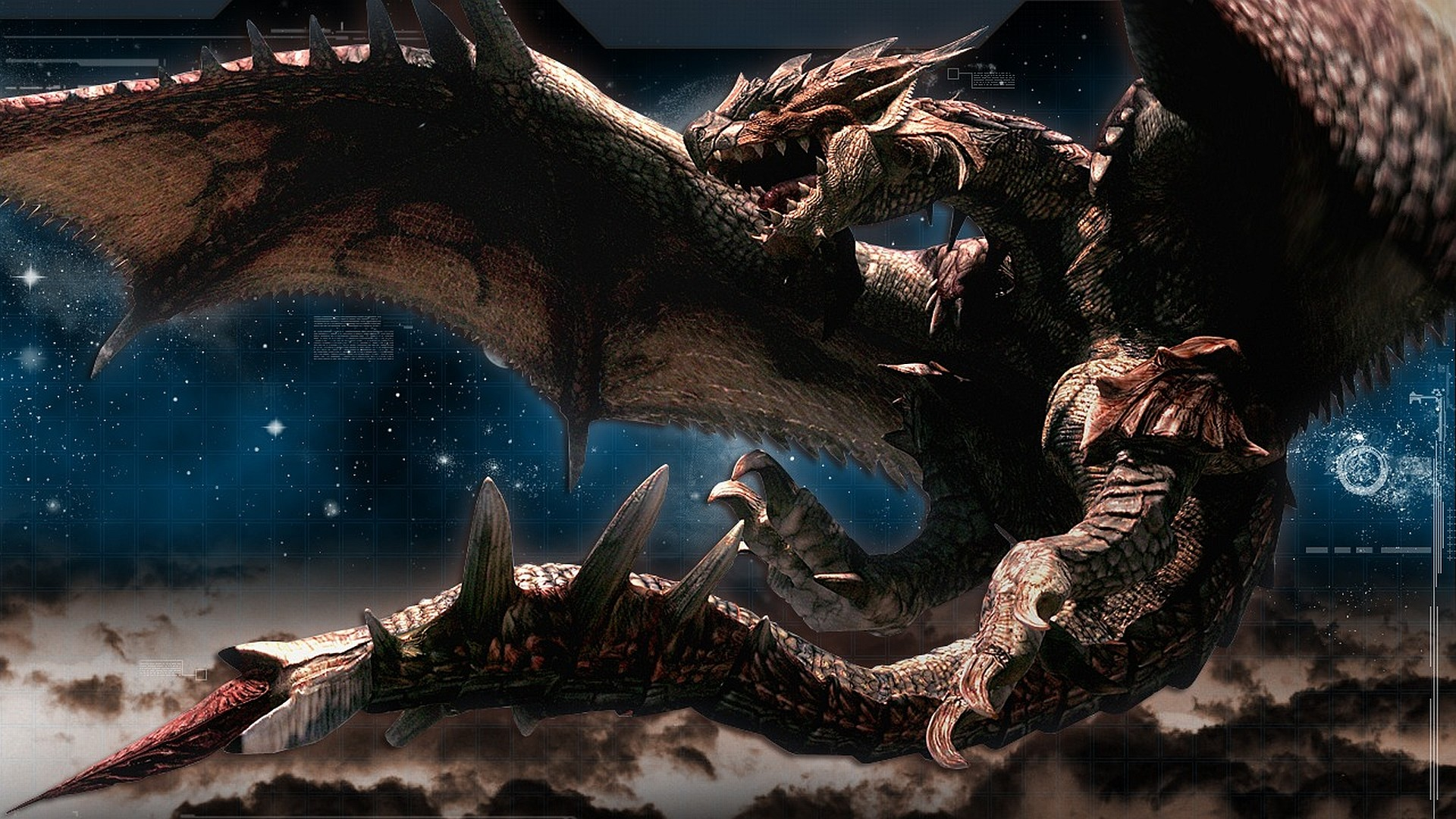 Monster Hunter 4 Wallpaper Hd Wallpapertag