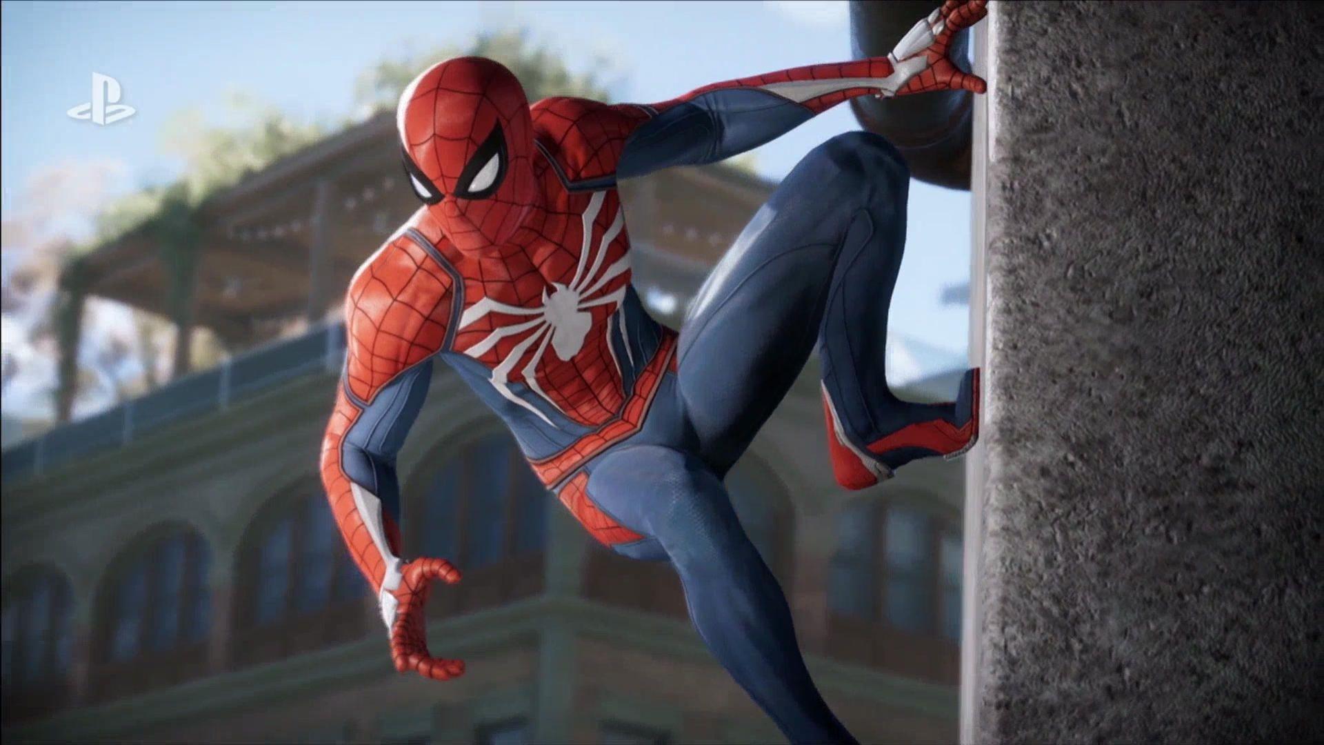 Spiderman 2018 Wallpaper Wallpapertag