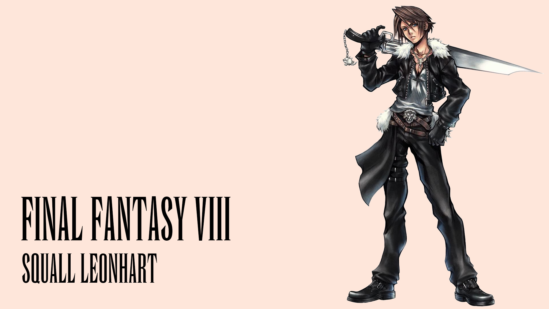 Final Fantasy 8 Wallpaper Wallpapertag