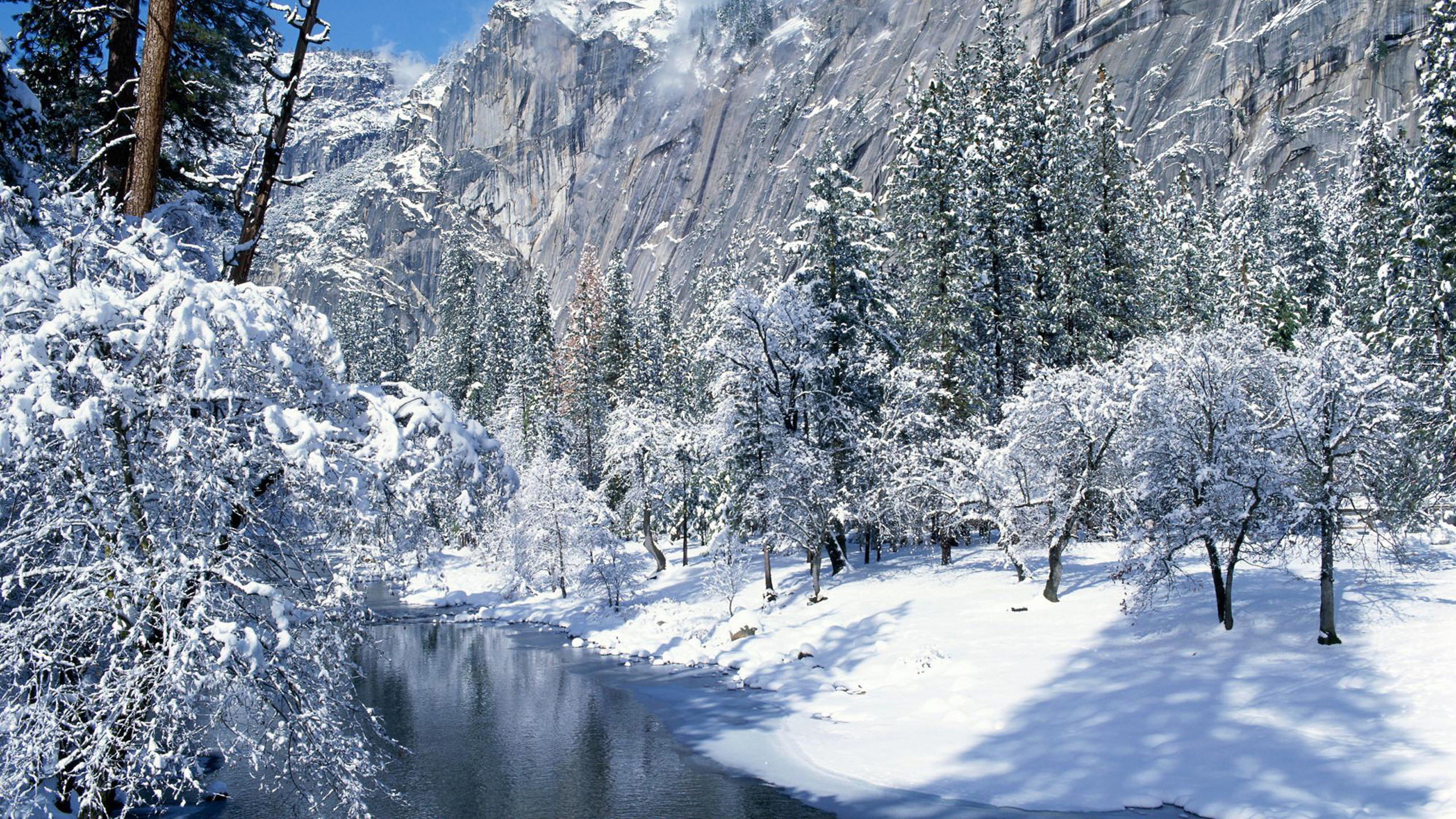 Winter Snow Scenes Wallpaper ·① WallpaperTag
