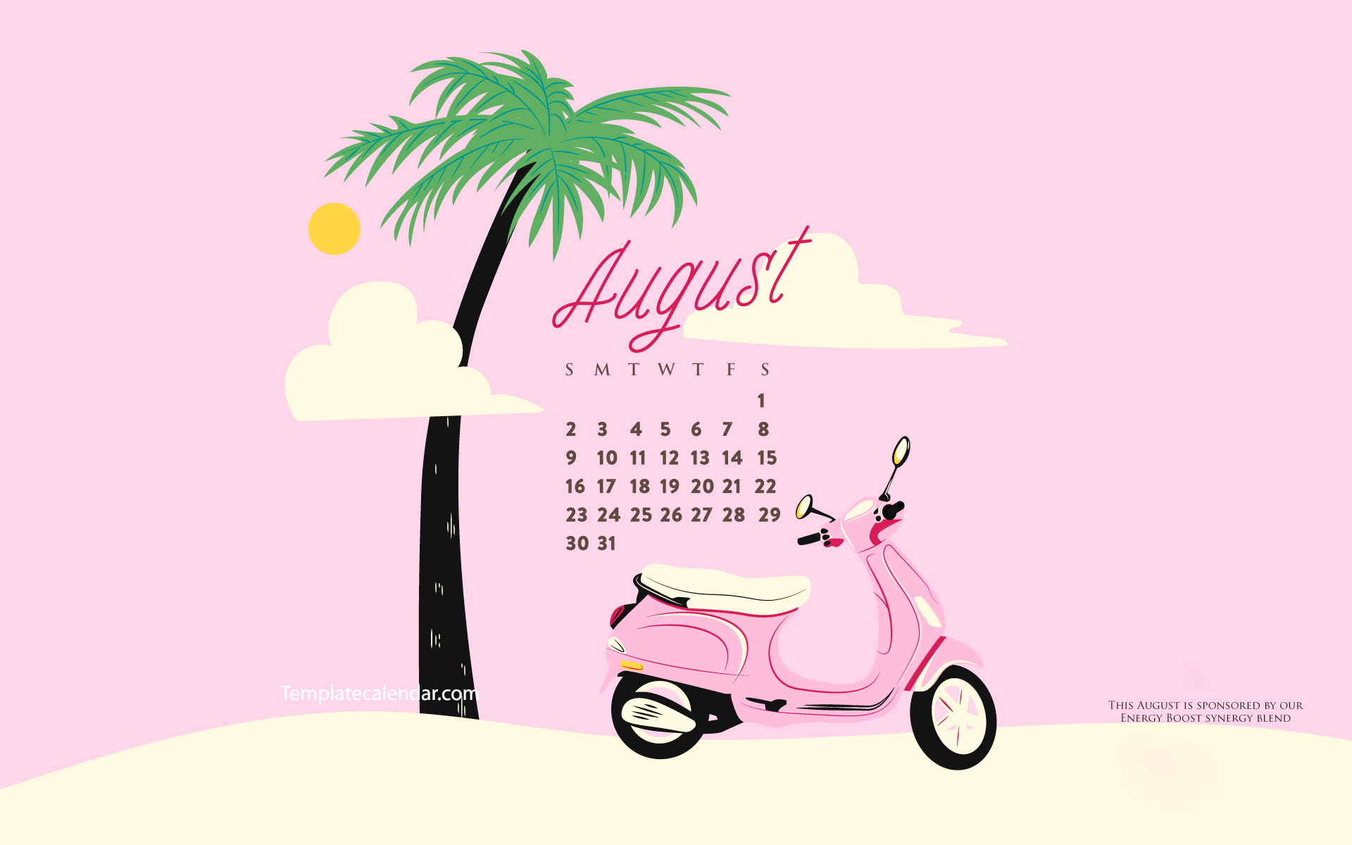 Calendar Wallpaper Cute : Desktop wallpapers calendar july ·①