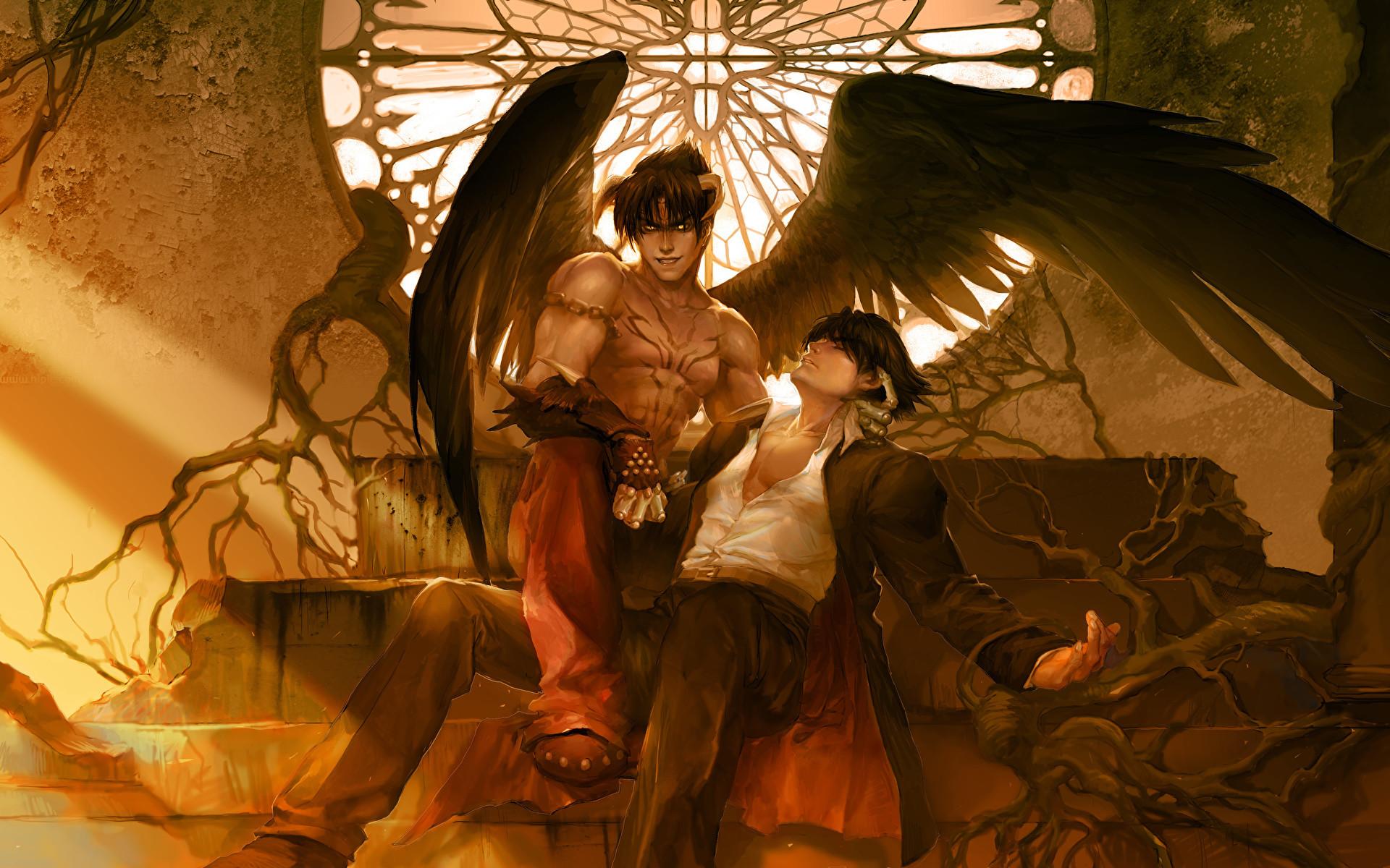 Tekken 6 Wallpaper Download Devil Jin