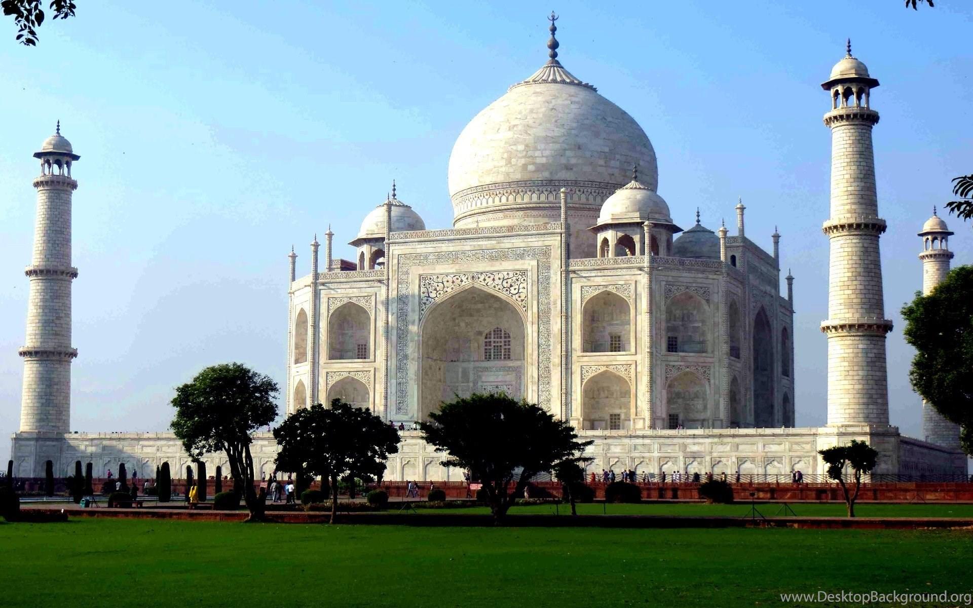 Taj Mahal Wallpaper ·①
