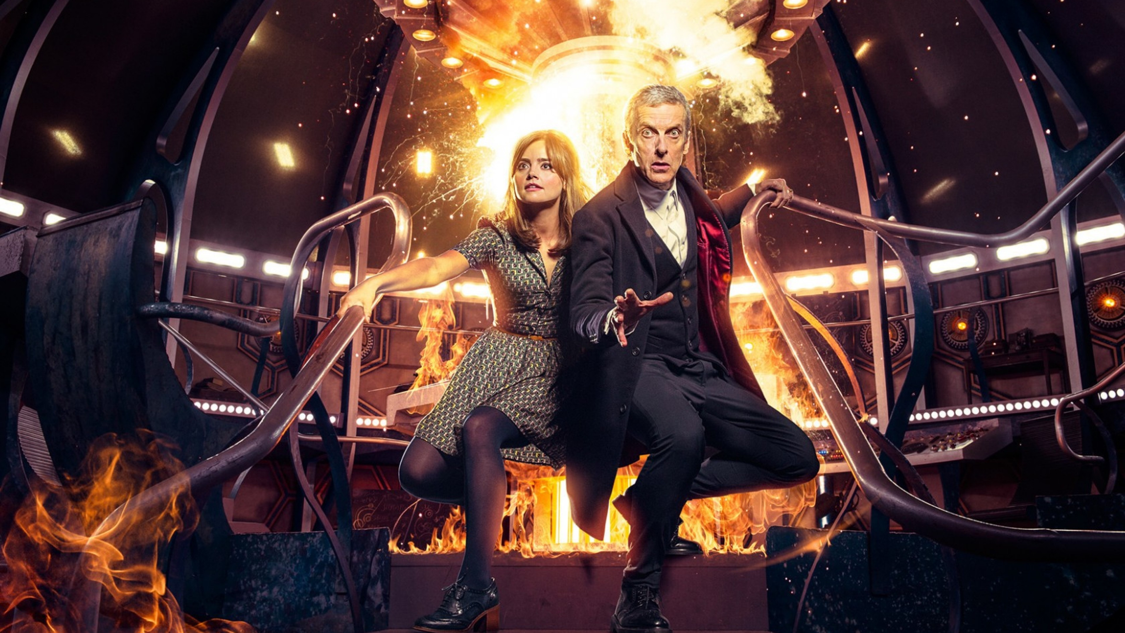 Doctor Who Wallpapers ·①