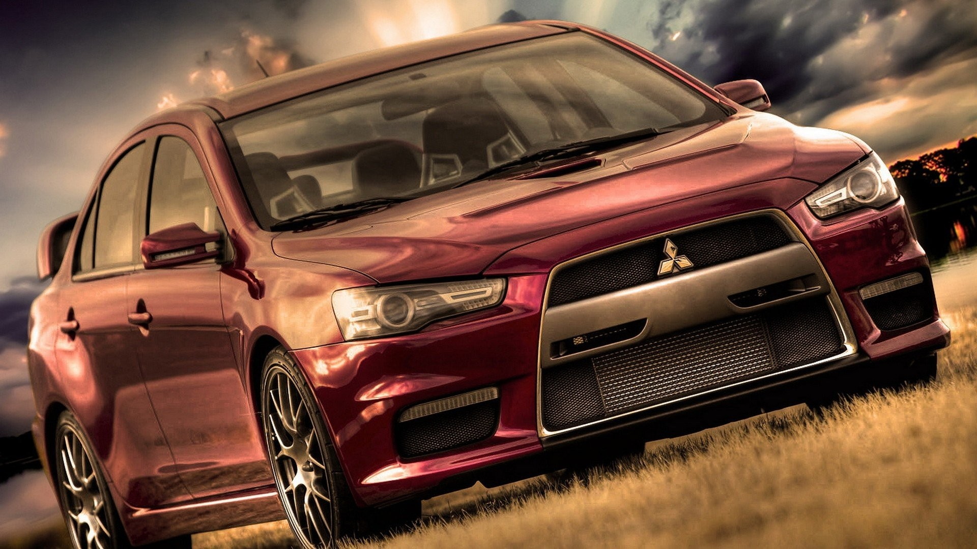 Mitsubishi Lancer Evolution X Jdm Style Beautiful Automobile Desktop  Vehicles Wallpapers Mitsubishi Lancer Evolution White