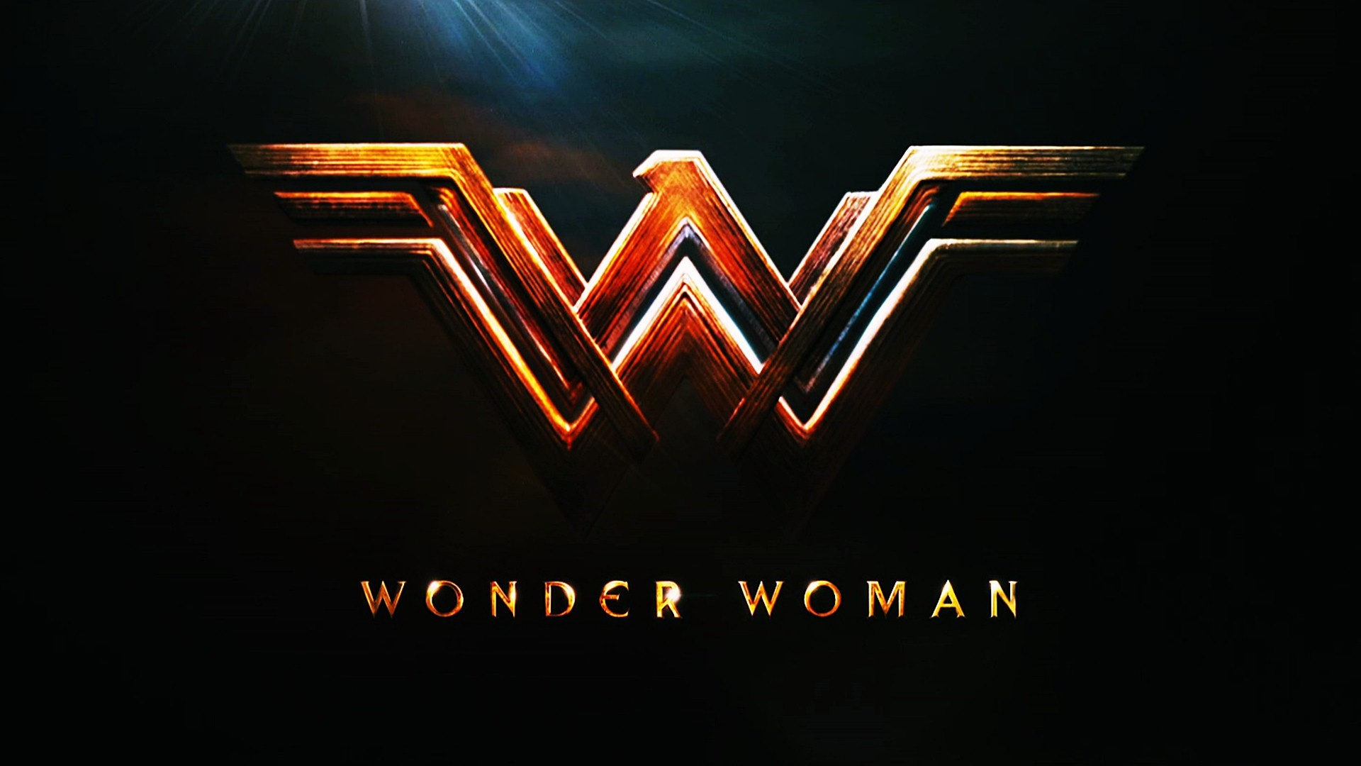 Wonder Woman Logo 2 Pic