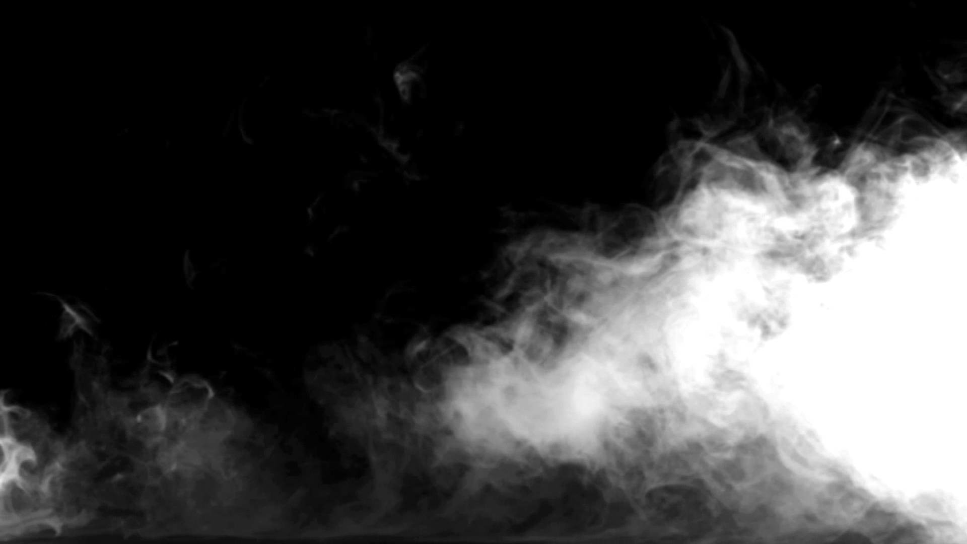 Black Smoke Wallpaper