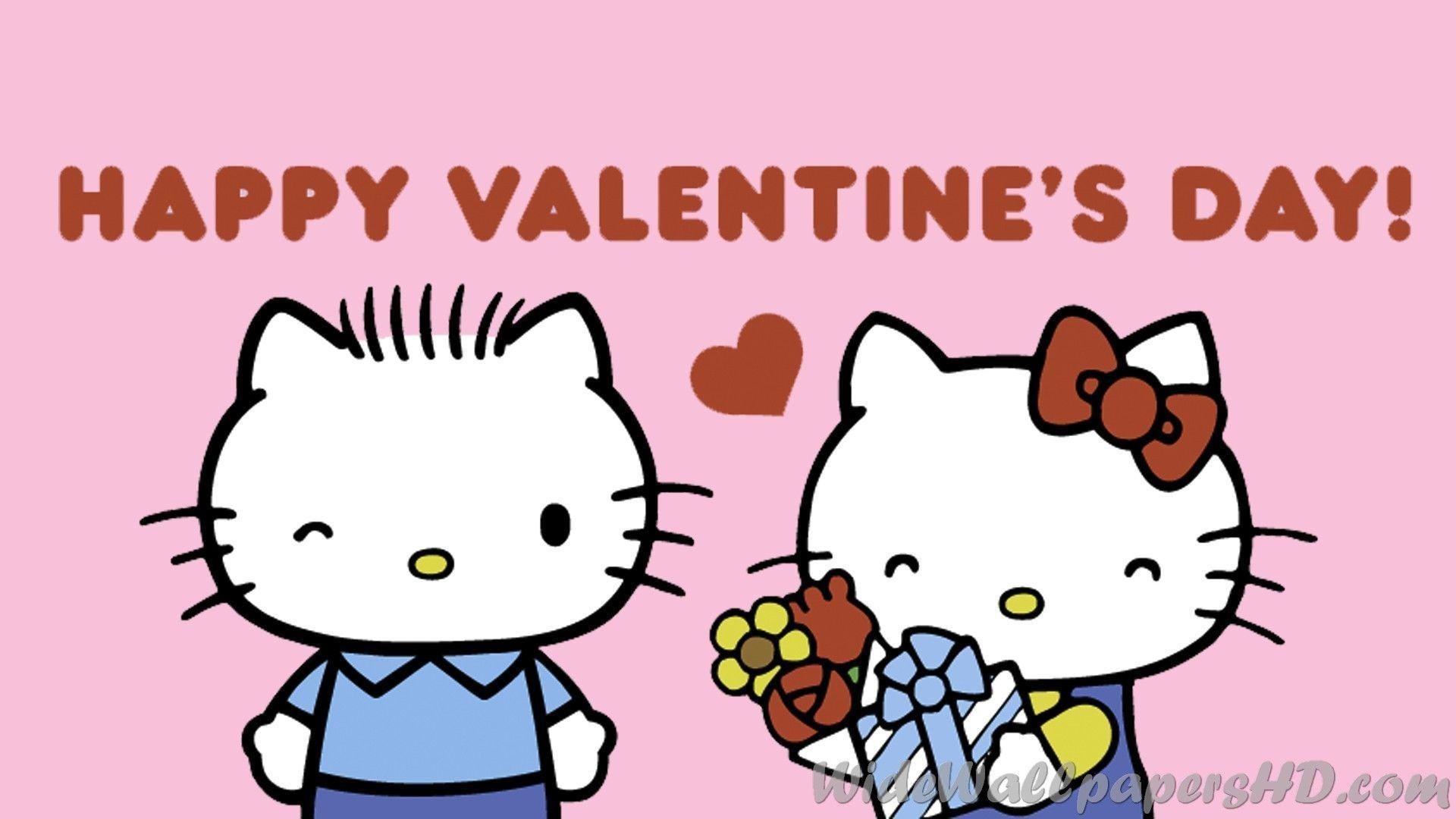 Hello Kitty Valentine Wallpaper ·① WallpaperTag