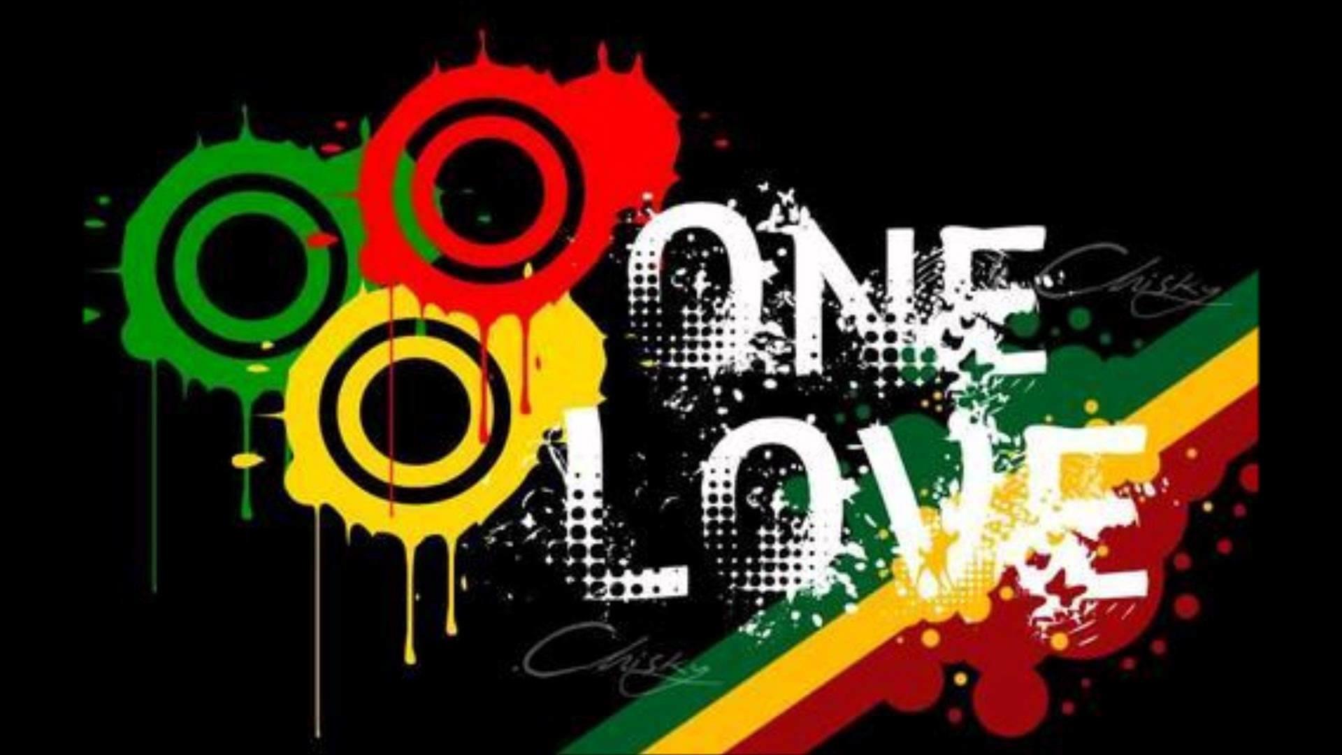 Rasta One Love Wallpaper Wallpapertag