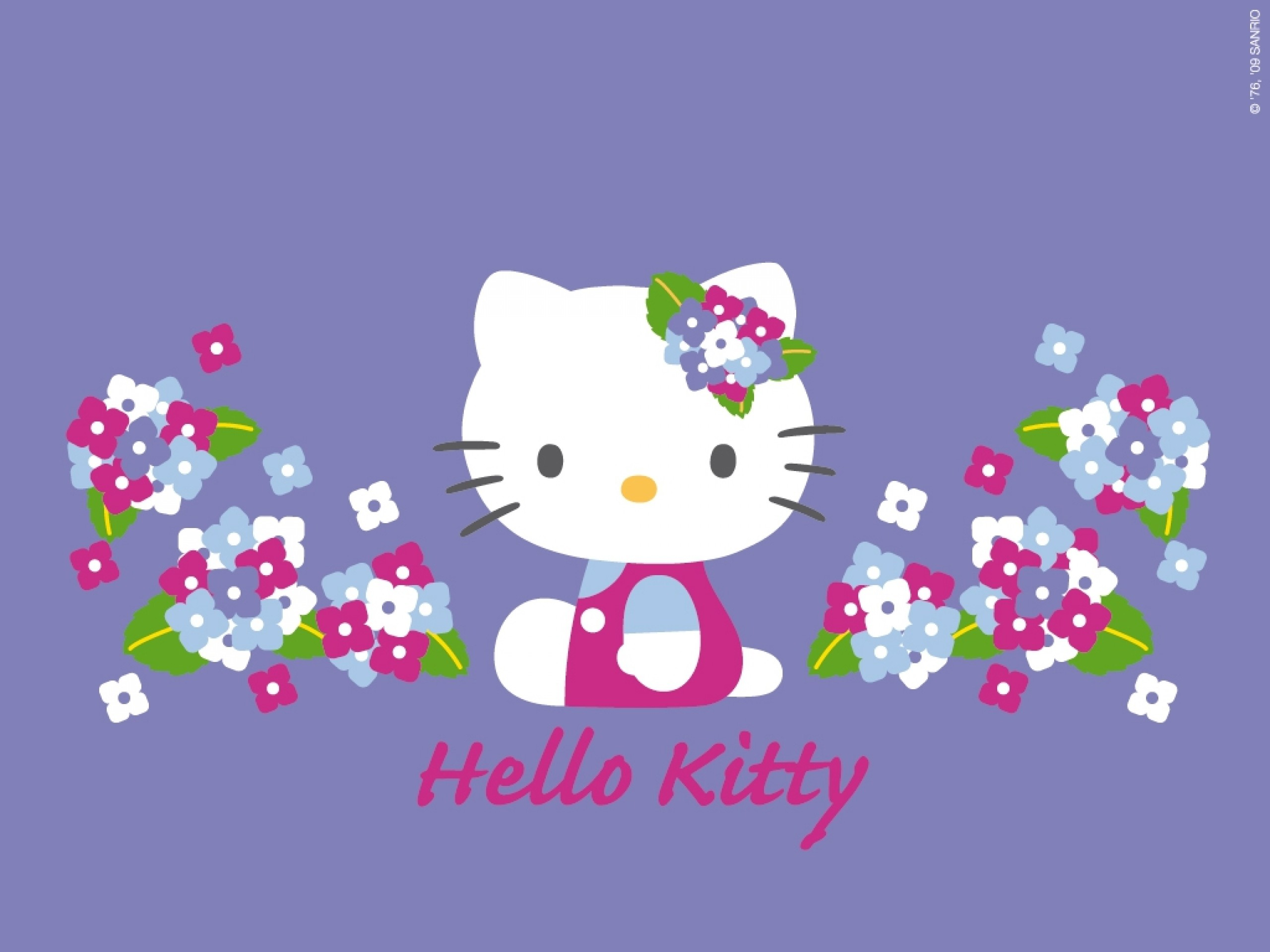 Hello Kitty wallpaper ·â' Download free stunning wallpapers for