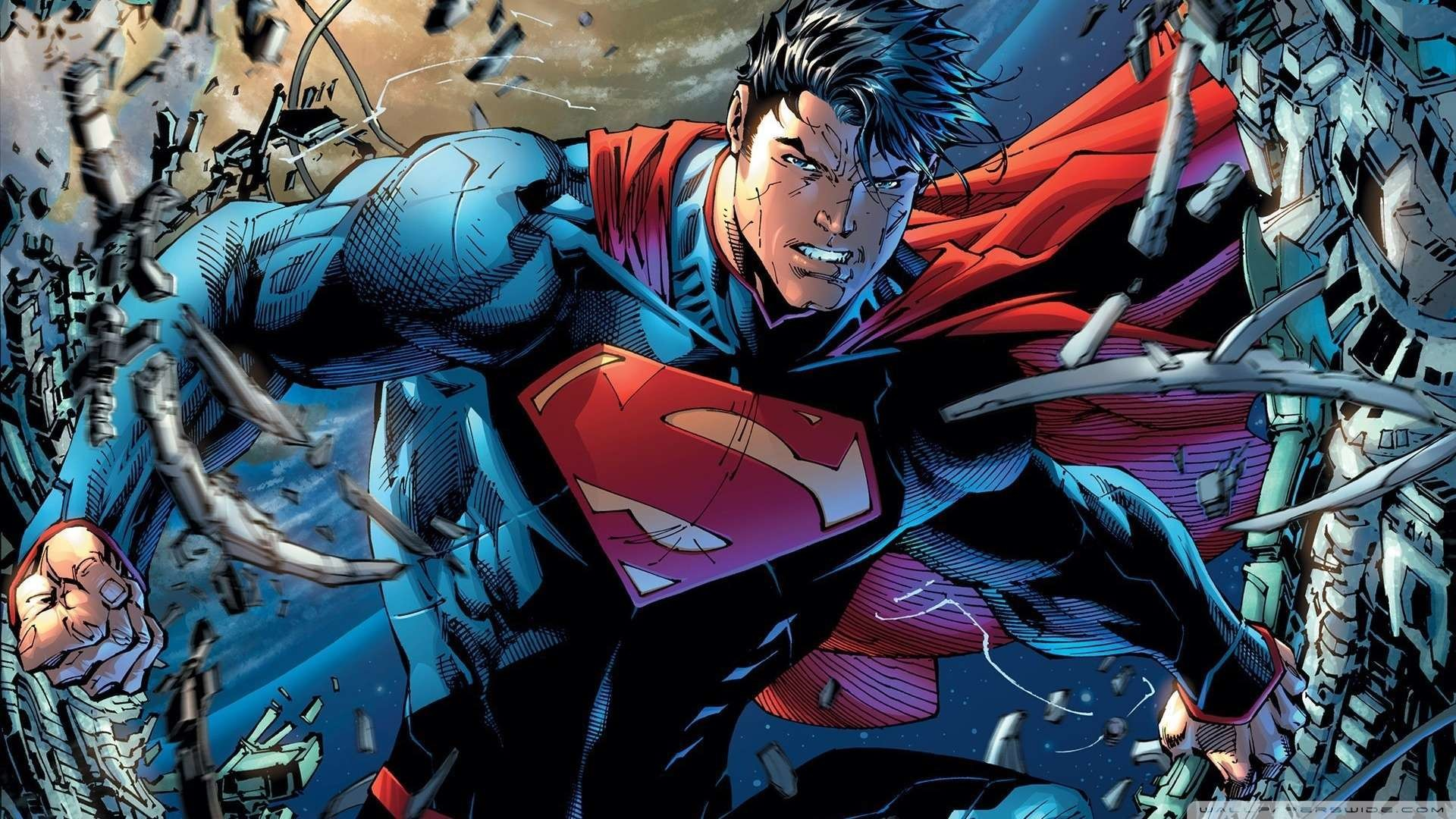 Superman Wallpaper 1080p