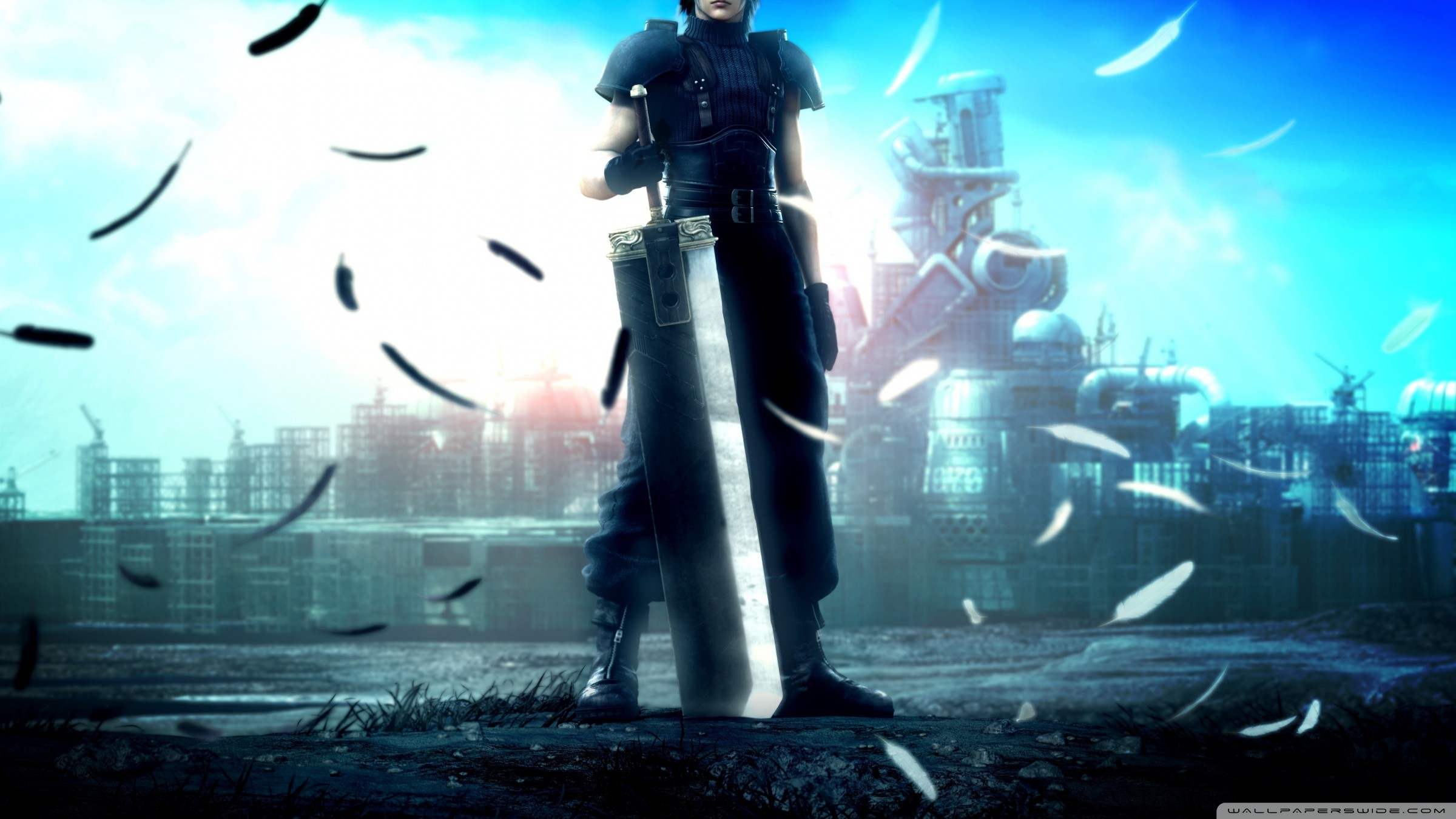 Final Fantasy 7 Hd Wallpaper Wallpapertag
