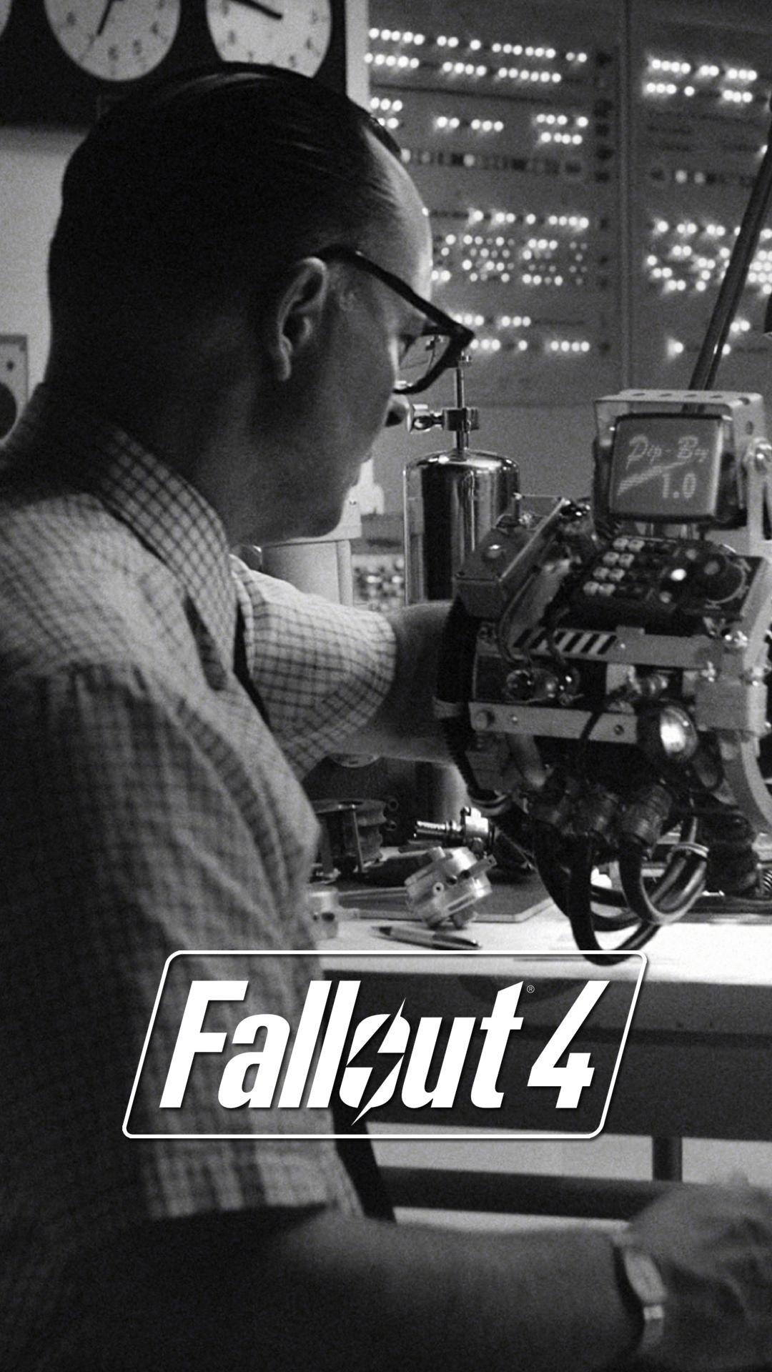 Fallout 4 phone wallpaper ·① Download free High Resolution ...