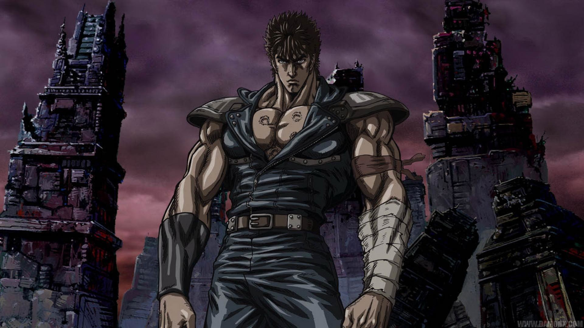 Fist Of The North Star Wallpaper