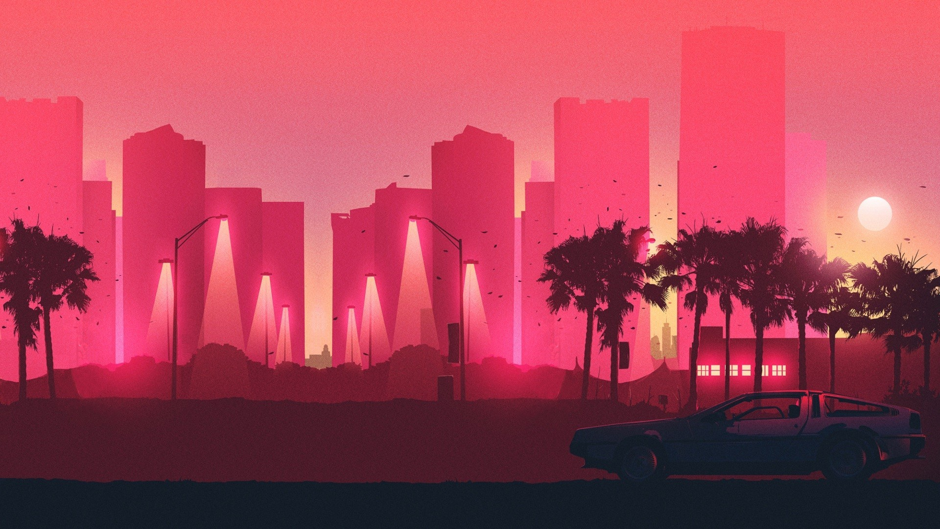 Hd Retina Display Wallpapers Download Free: Synthwave Wallpaper ·① Download Free High Resolution