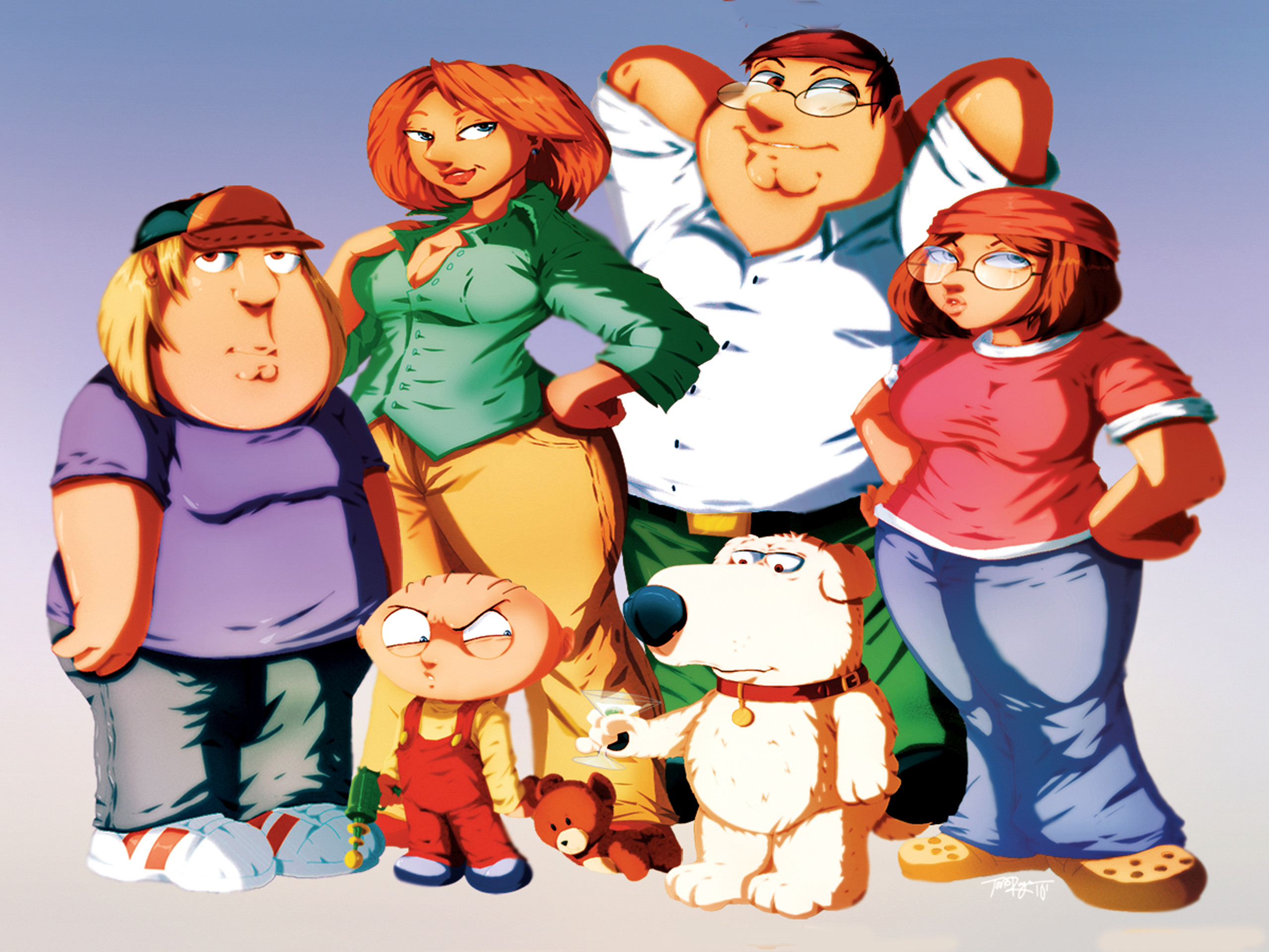 Family Guy Wallpapers ①