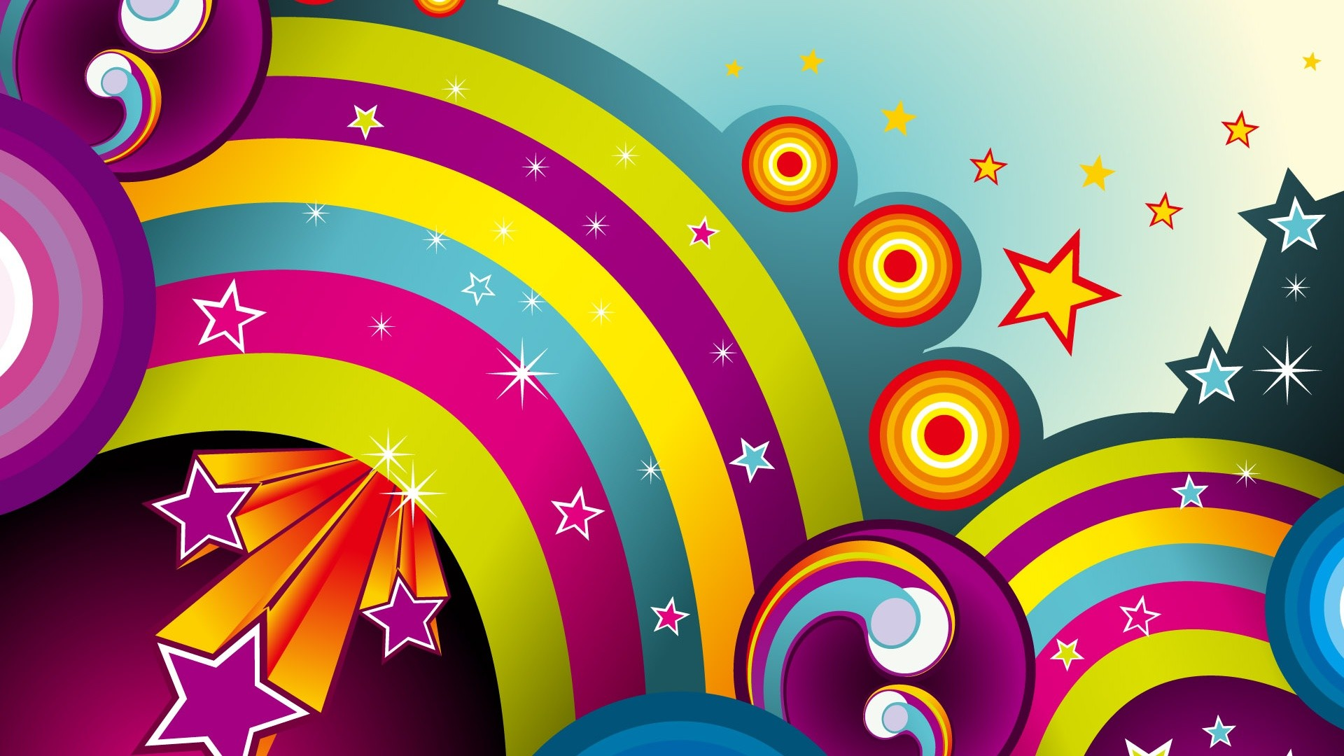 Colorful Wallpaper Designs 1