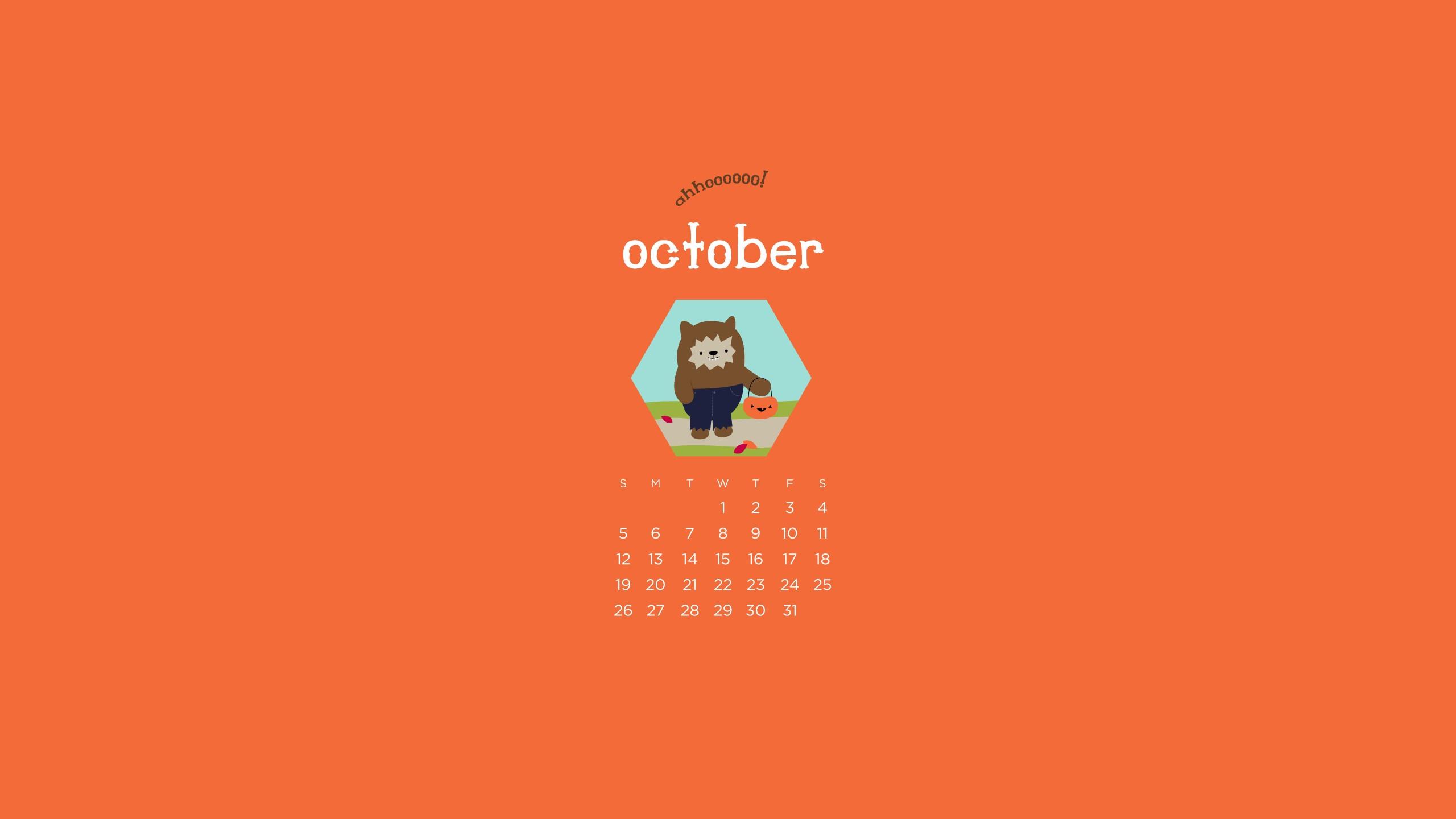 Calendar Wallpaper Ipad : October wallpaper ·① download free high resolution