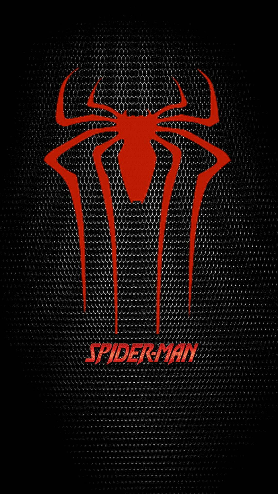 Spiderman logo wallpaper wallpapertag - Iphone 6 spiderman wallpaper ...