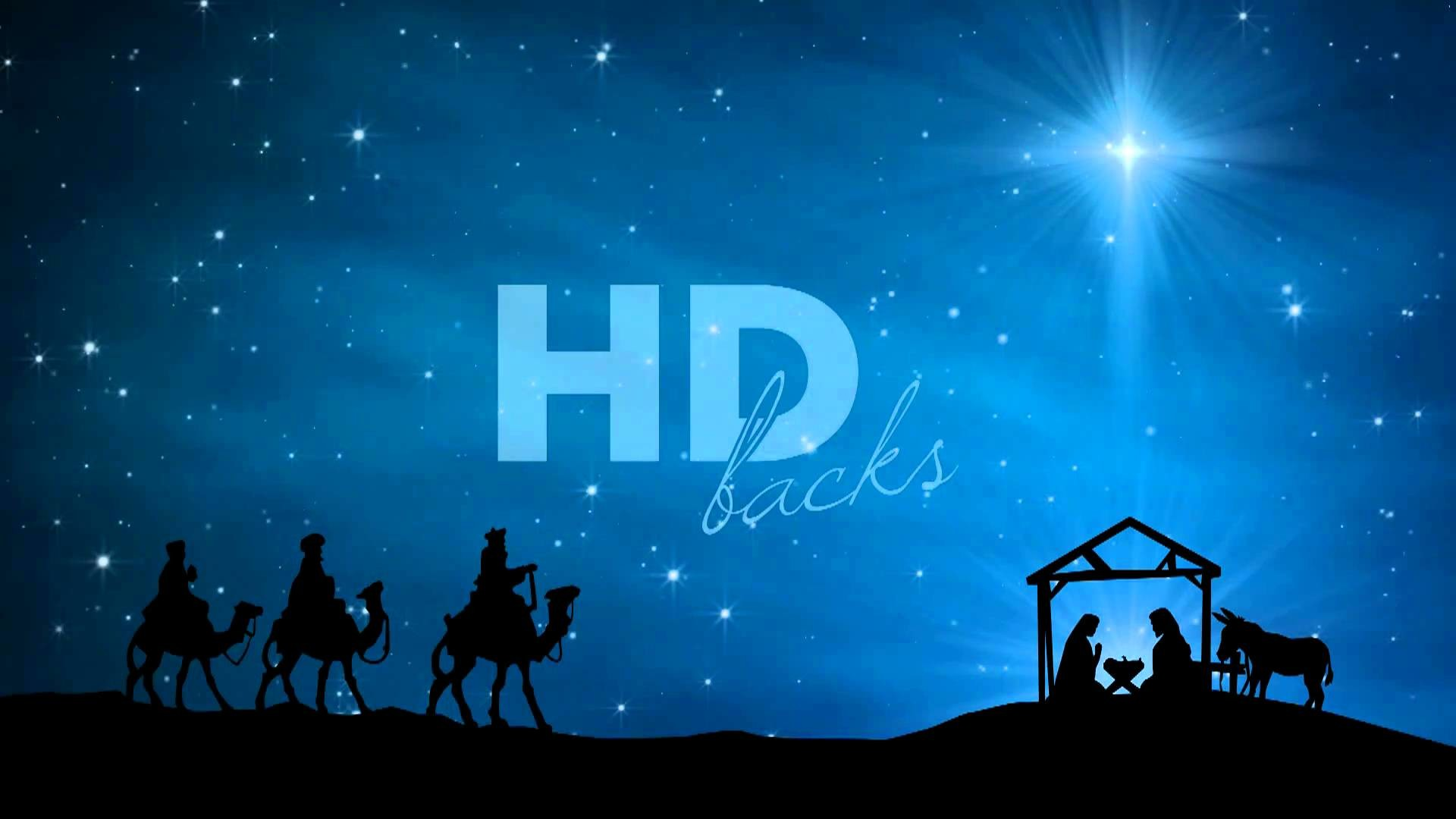 Nativity Scene Background 183 ① Wallpapertag