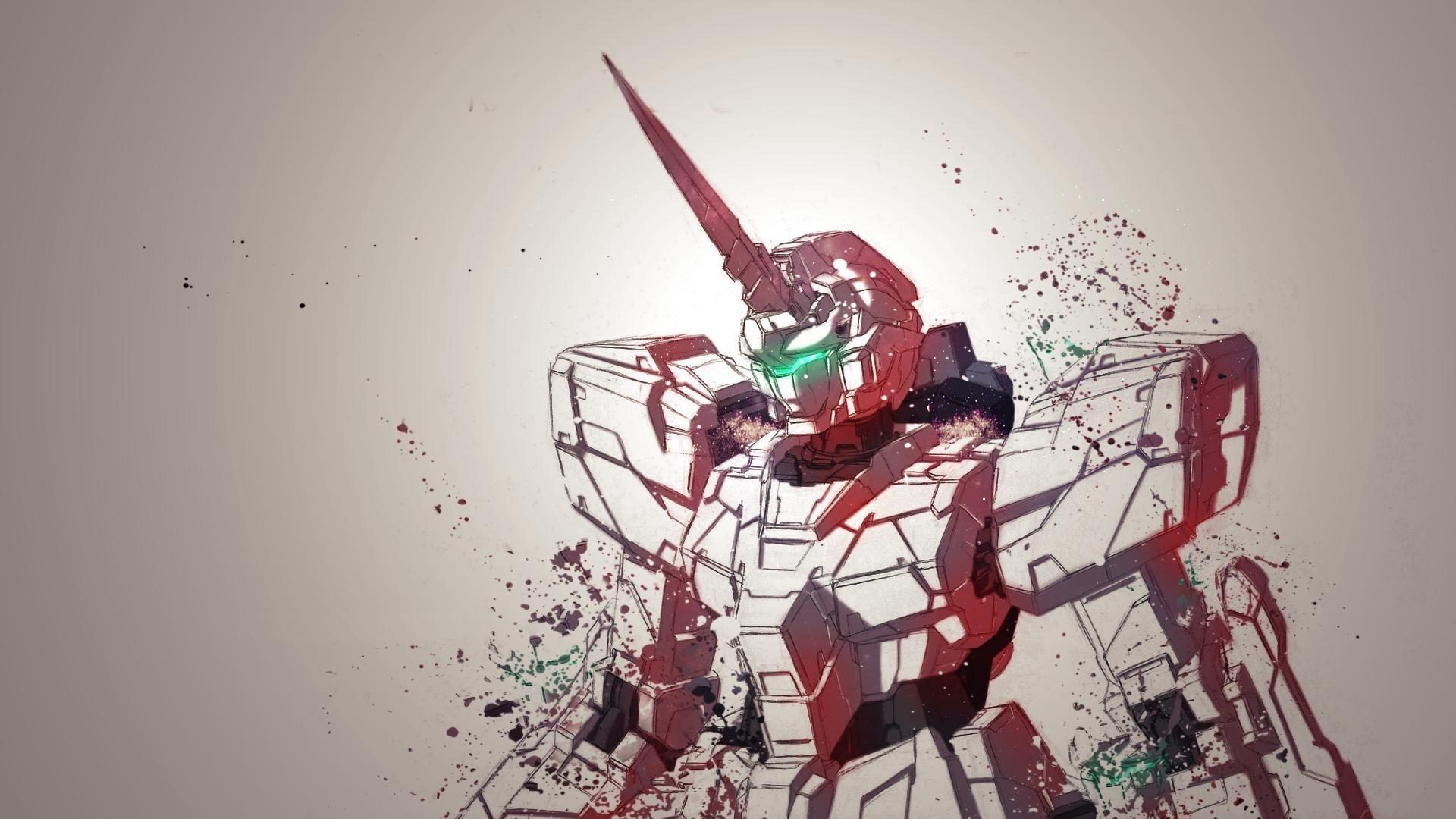 Gundam unicorn wallpaper gundam unicorn wallpapers hd resolution voltagebd Images