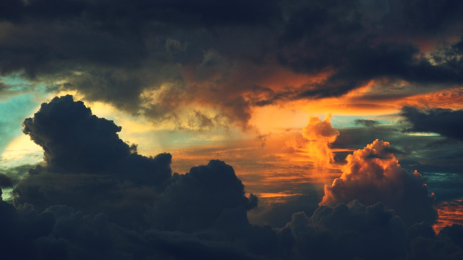 Dark Clouds Wallpaper Wallpapertag
