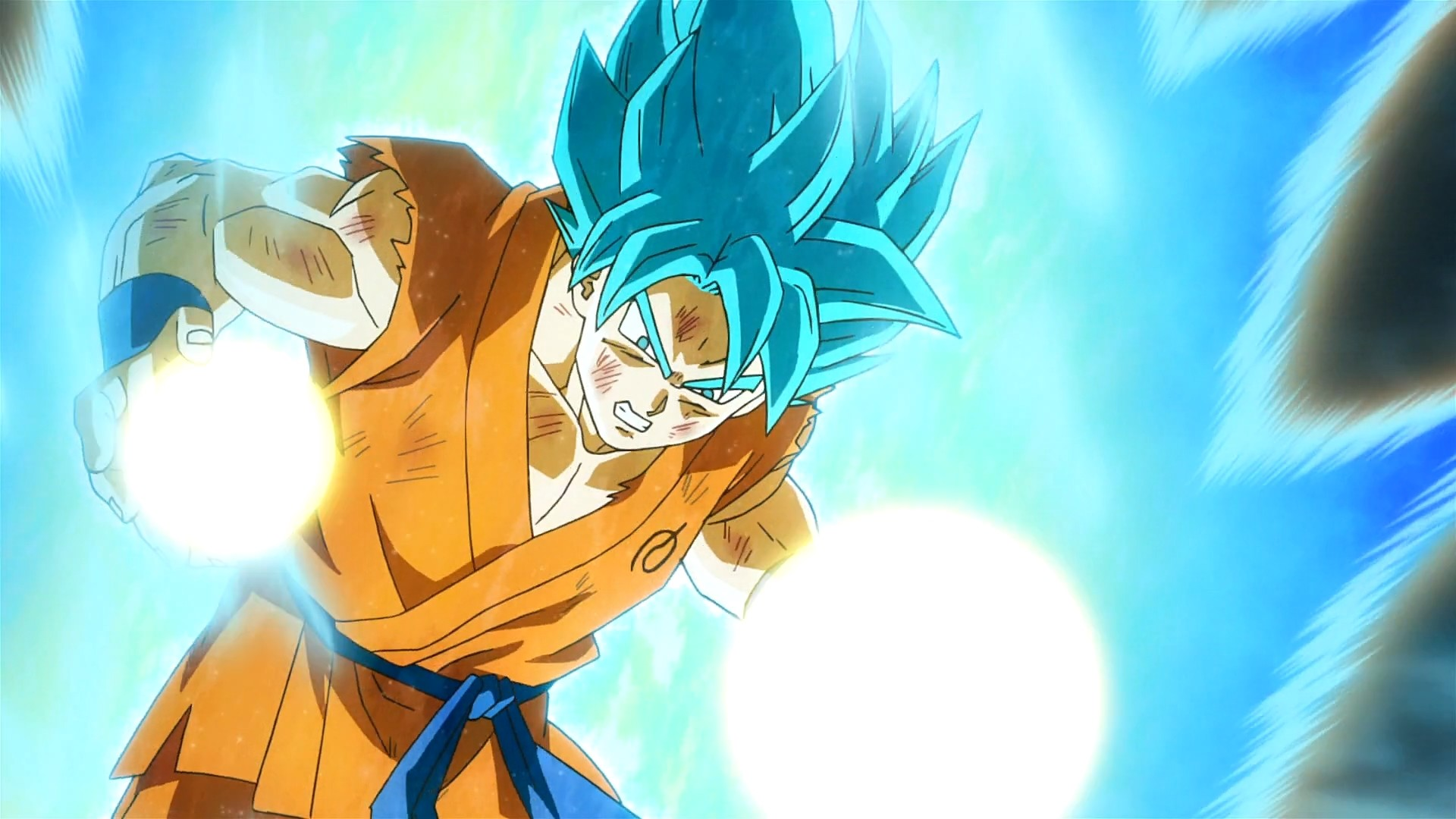 1920x1080 Son Goku Super Saiyan GOD Blue Wallpapers Download Available Downloads