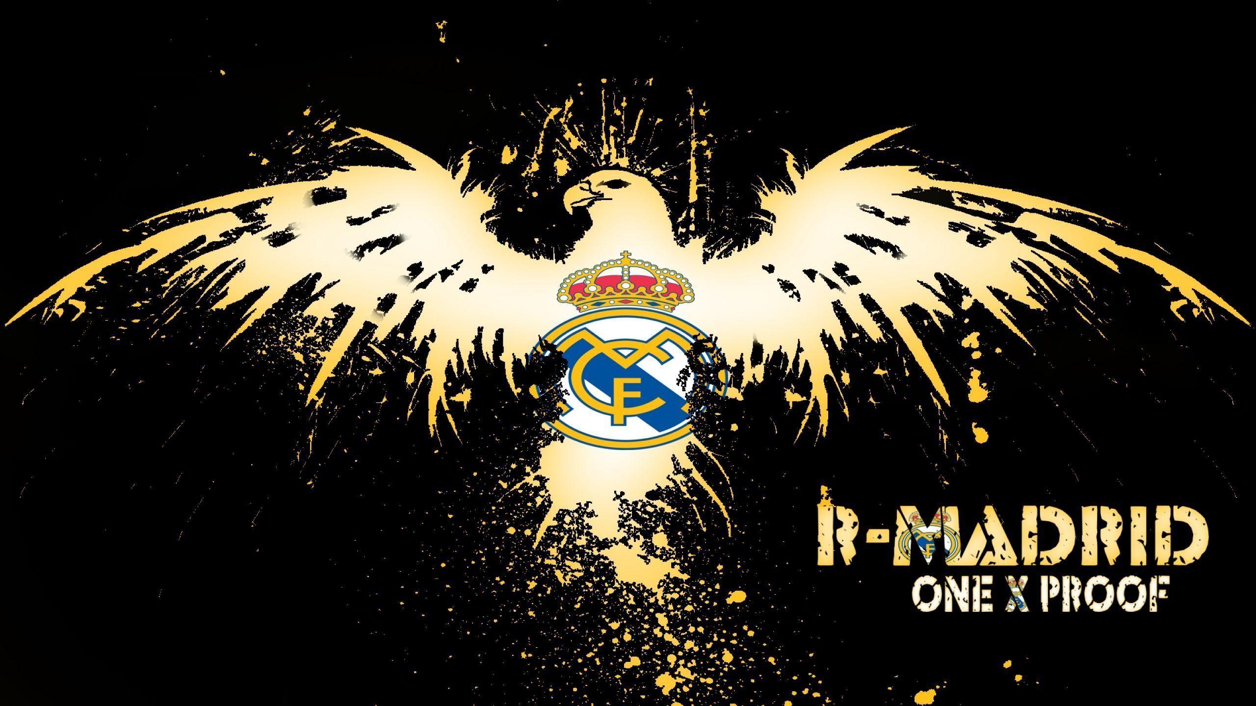 Real Madrid 2018 Wallpaper 3D 1