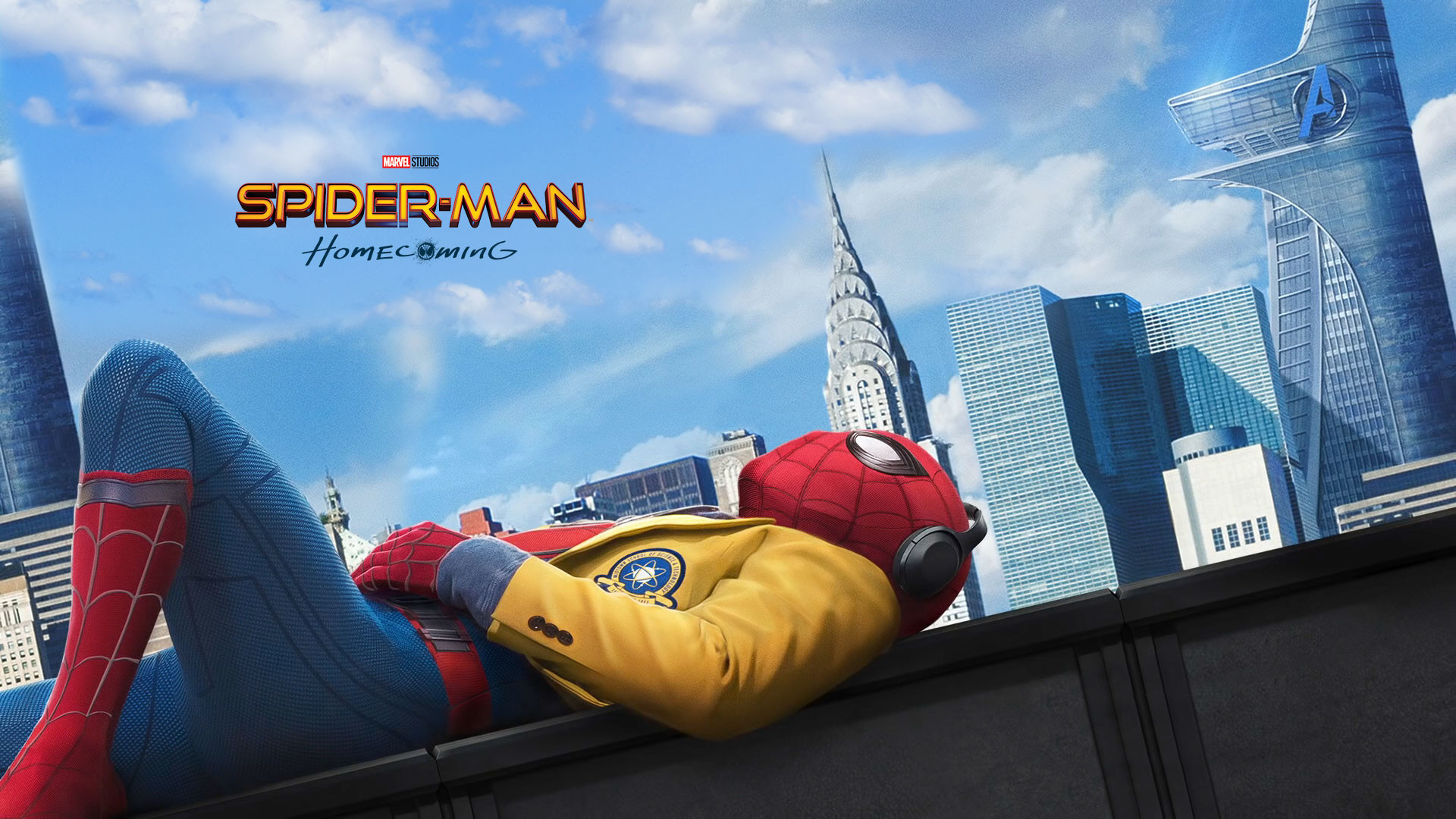 Spider Man Homecoming Wallpapers 1