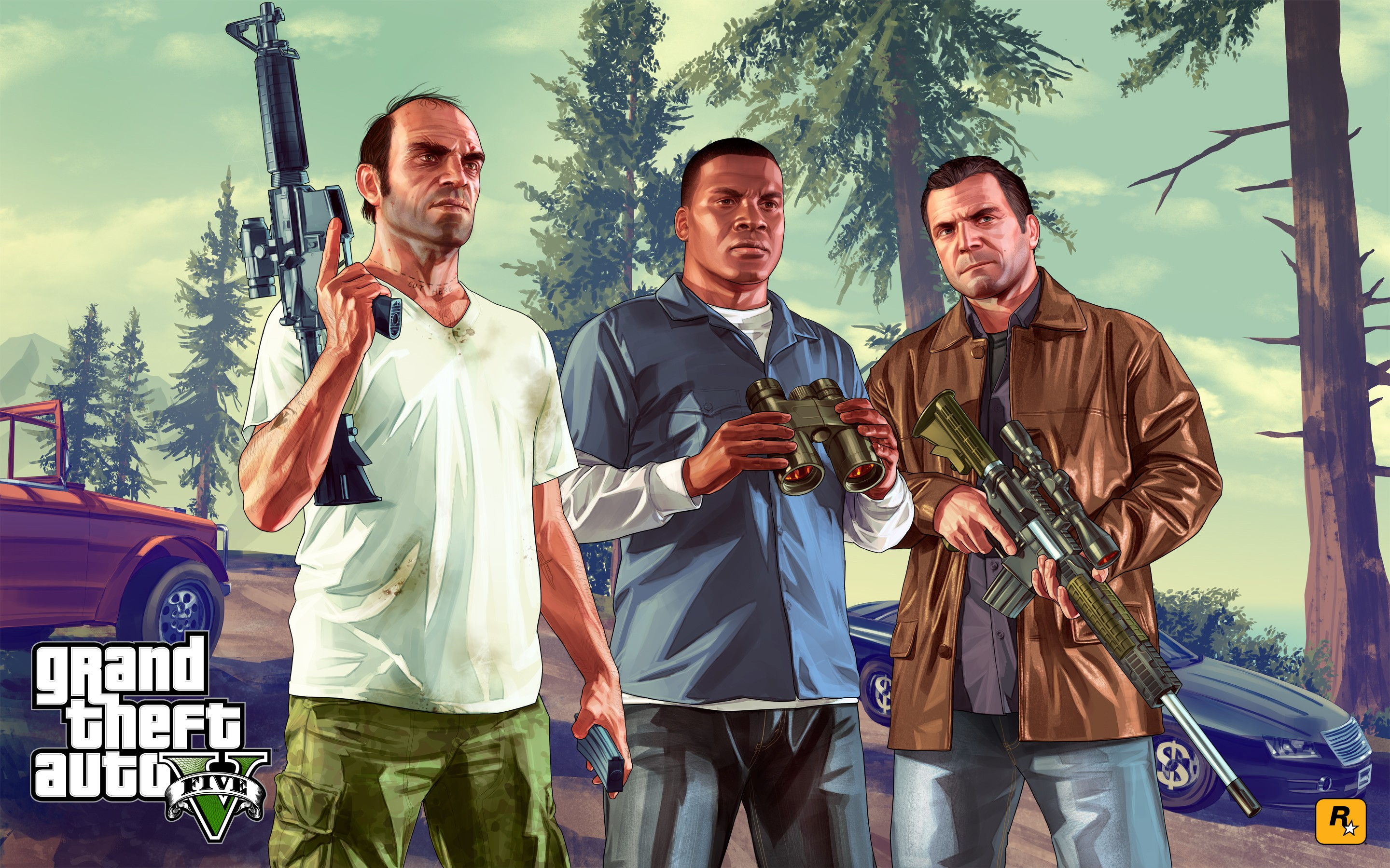 gta 5 wallpaper ·① download free full hd backgrounds for desktop
