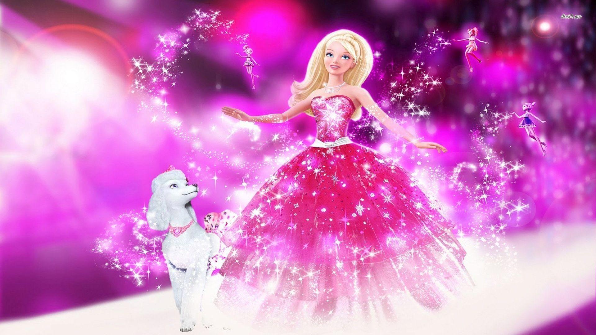 Barbie Wallpaper ①