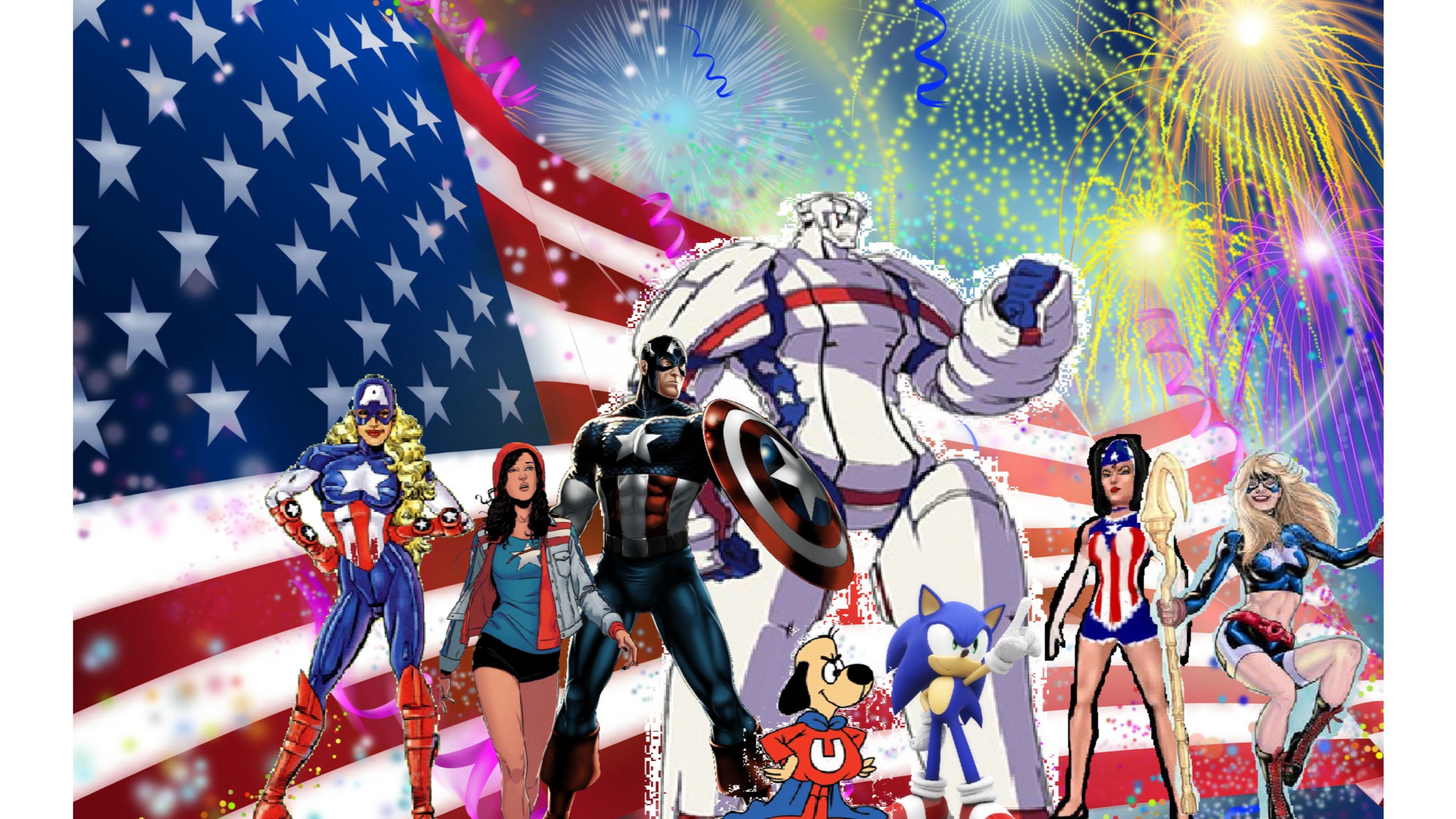 4th of July Wallpapers ·① WallpaperTag