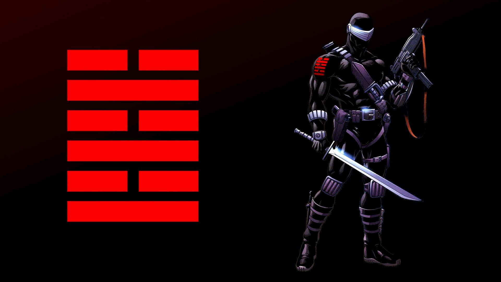 1920x1080 GI Joe Snake Eyes Wallpapers Download