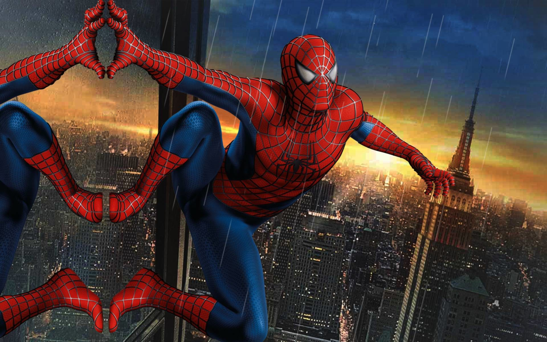 spiderman hd wallpapers ·①