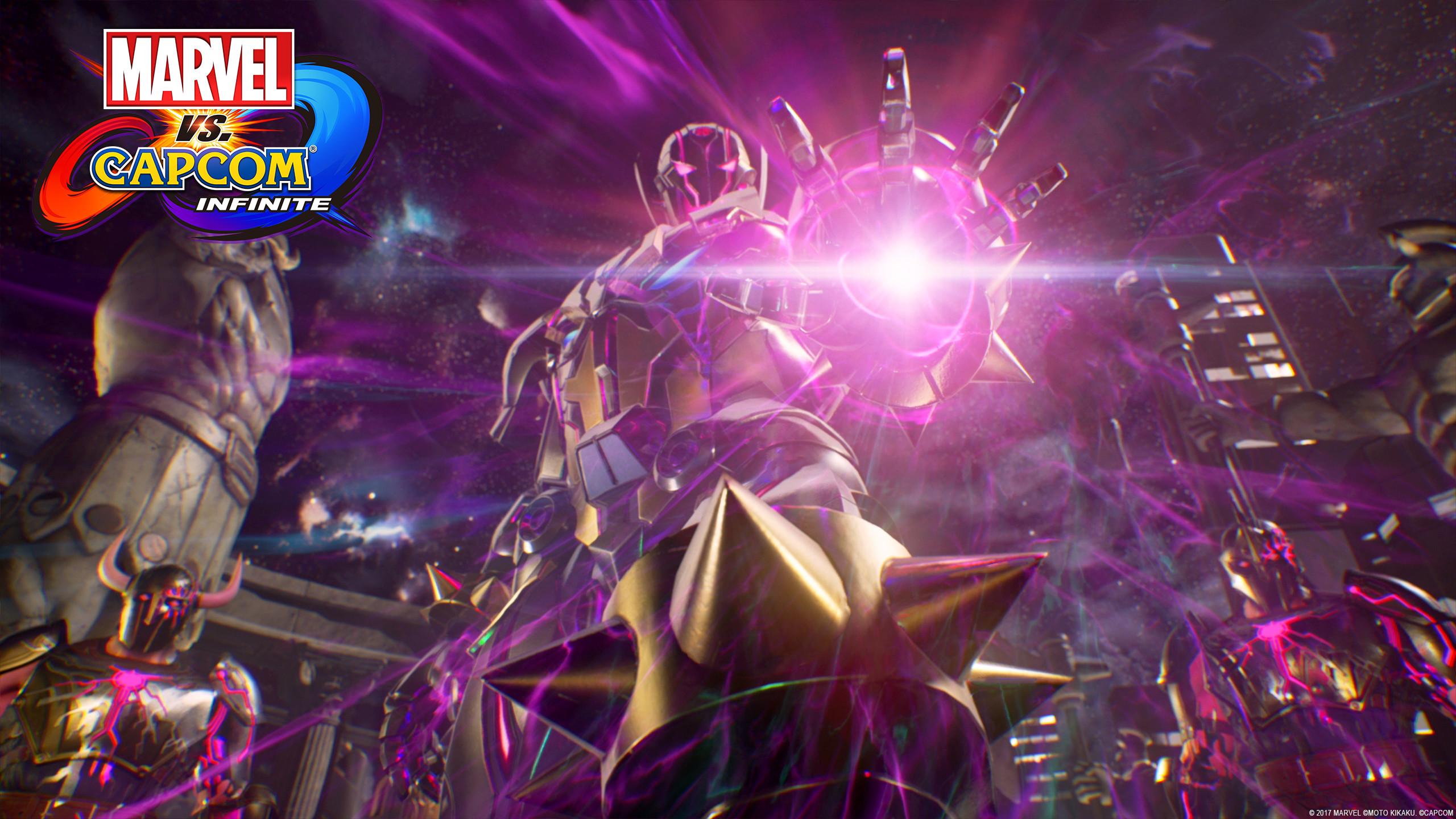 Marvel Vs Capcom Infinite Wallpapers Wallpapertag