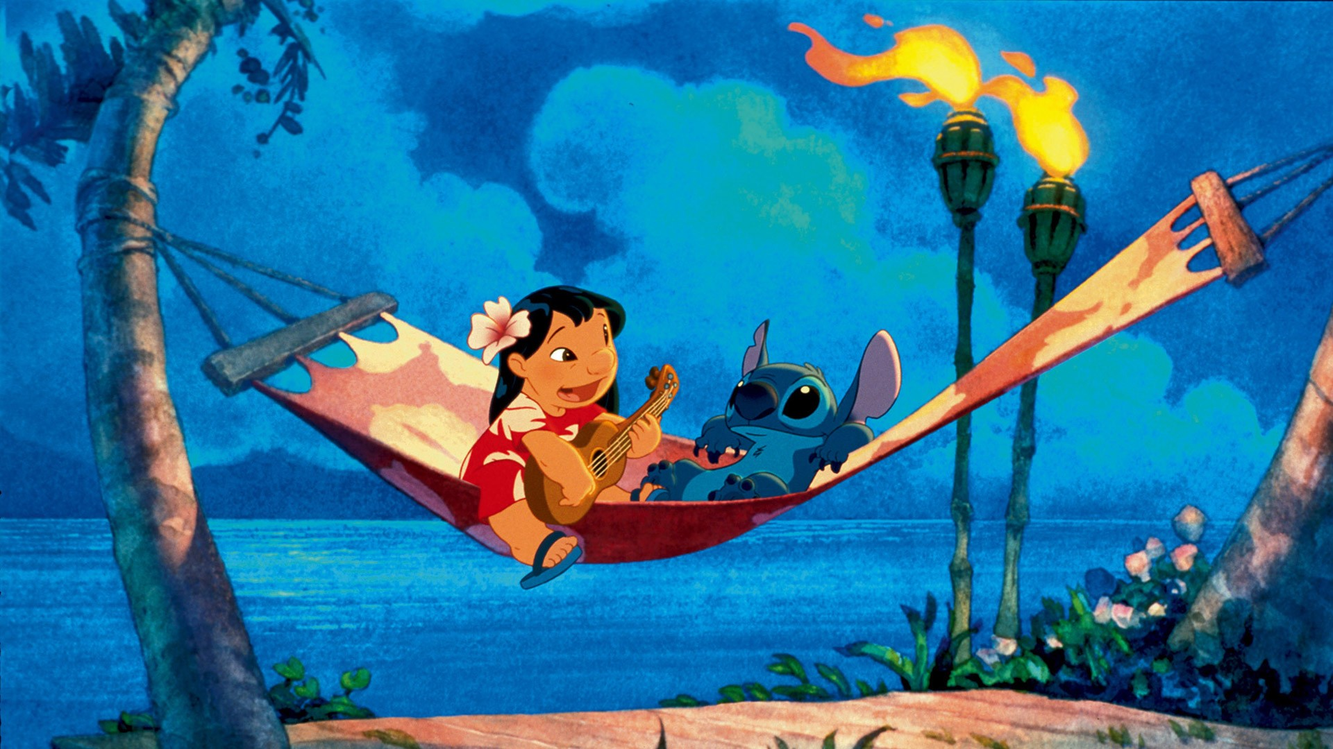Lilo And Stitch Wallpaper 1 Download Free Beautiful Backgrounds