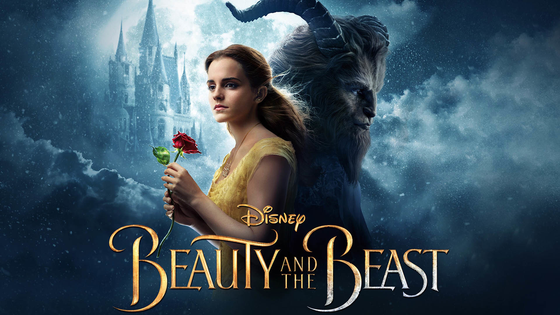 Beauty And The Beast 2017 Hd Wallpapers Wallpapertag