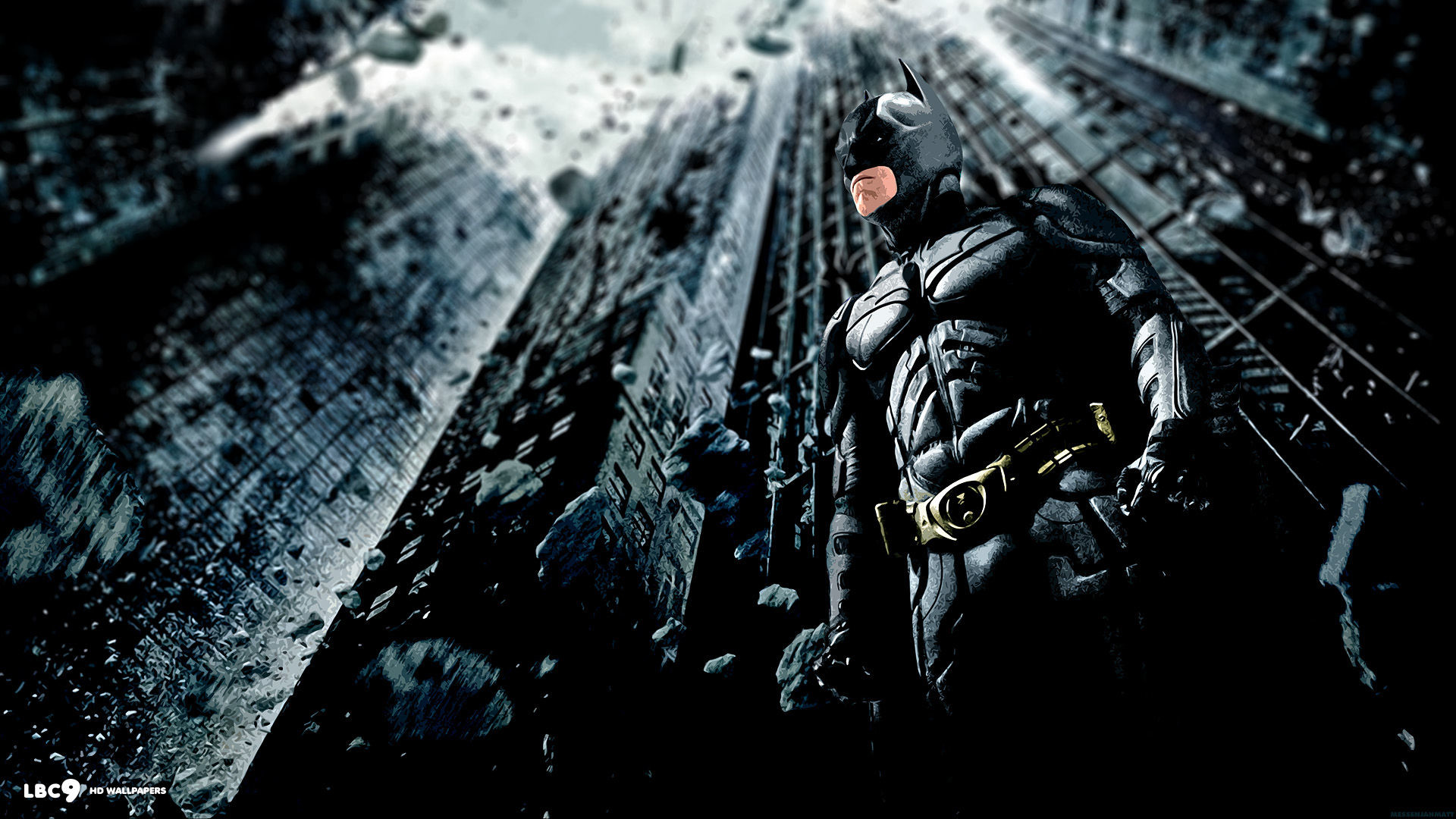 1920x1080 Batman The Dark Knight Rises HD Wallpaper