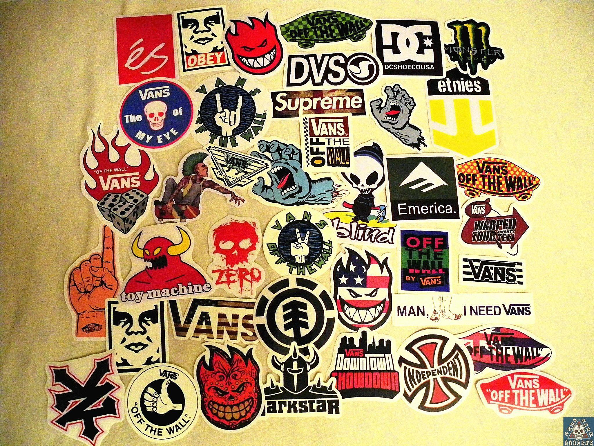 Skateboard Brand Wallpaper HD 1