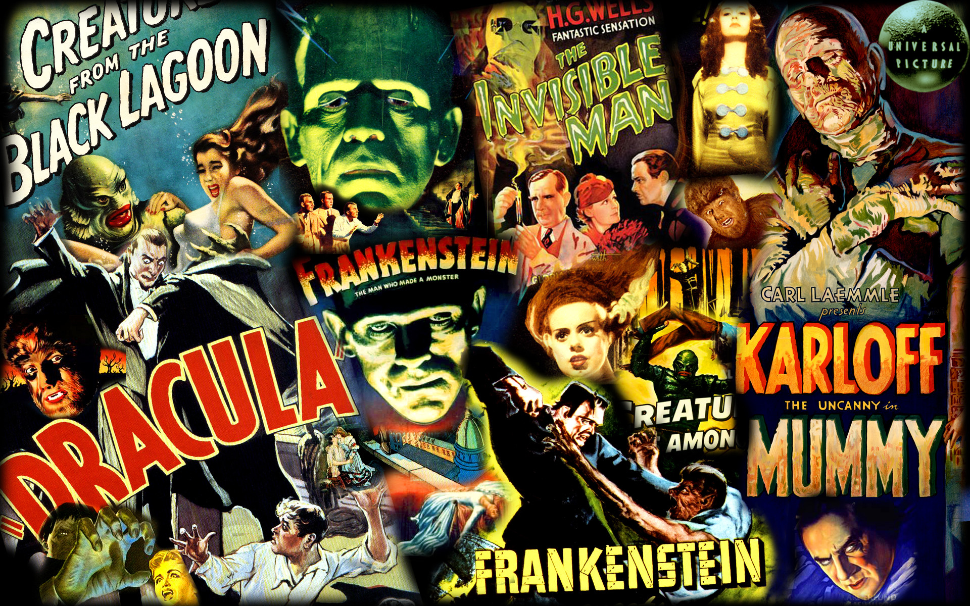 Classic movies posters